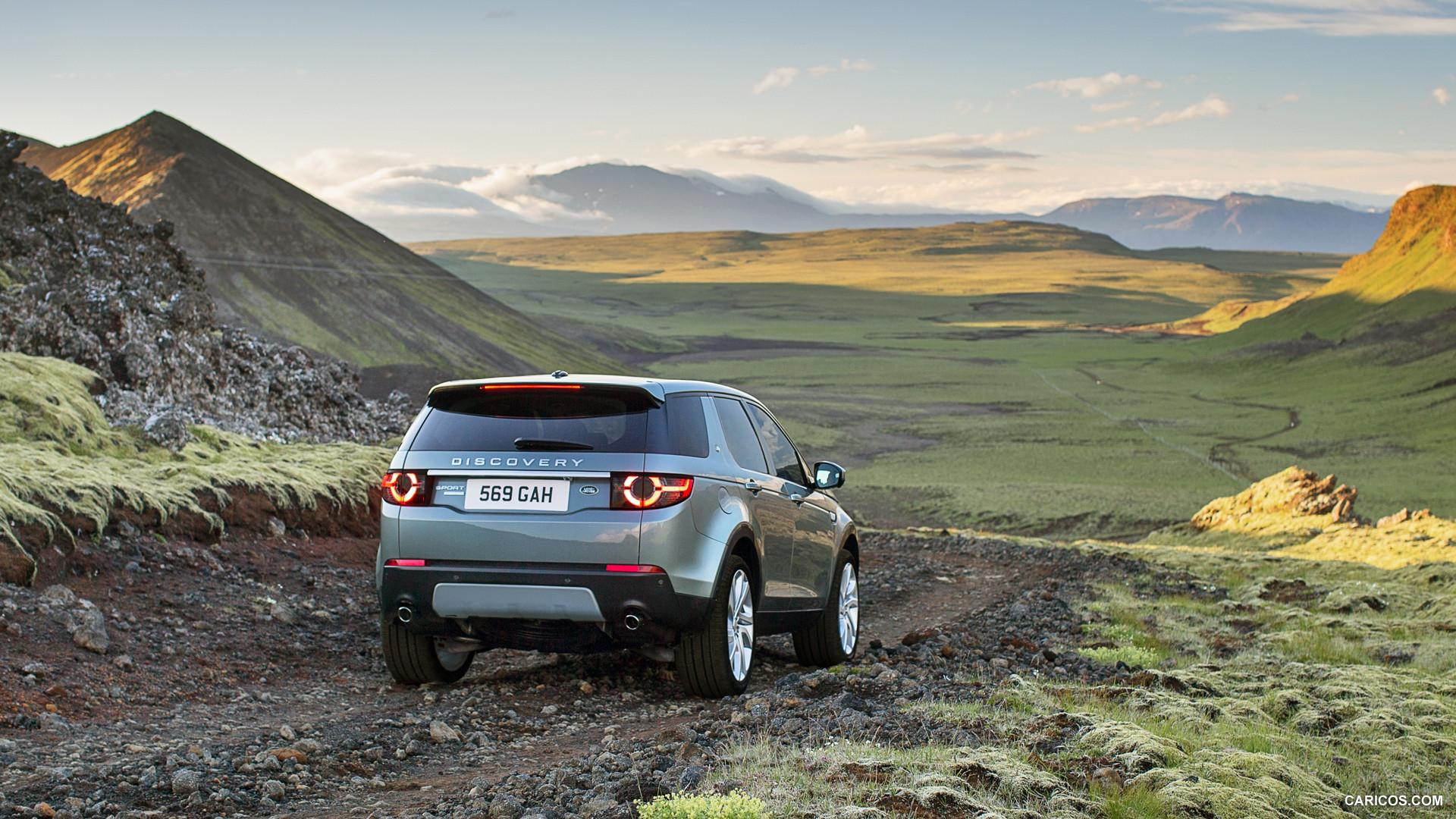 Wallpaper Land Rover Discovery Sport: Land Rover Discovery Sport Wallpapers