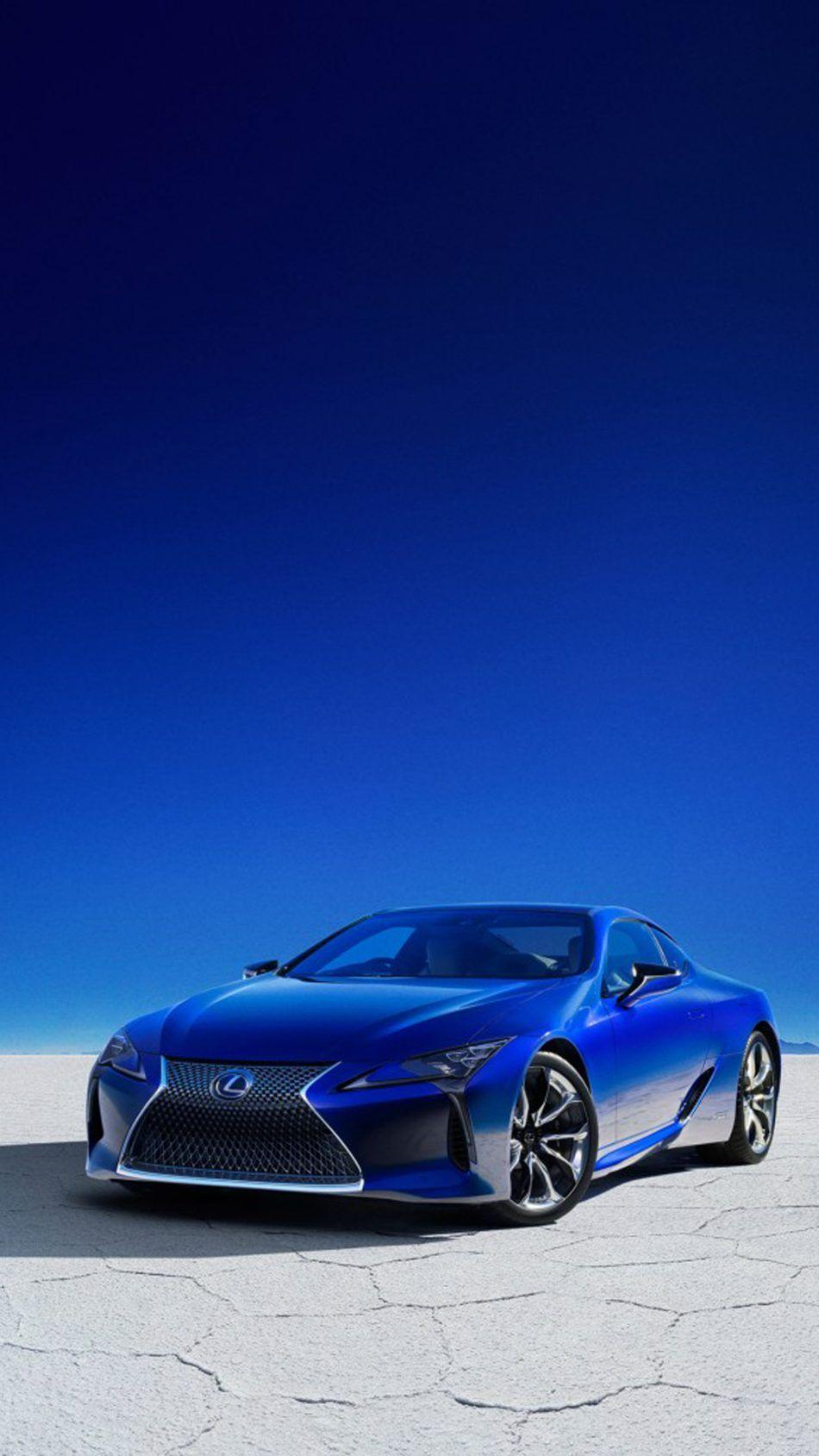 Lexus LC 500H Structural Blue Edition | Car Wallpapers | Lexus cars ...