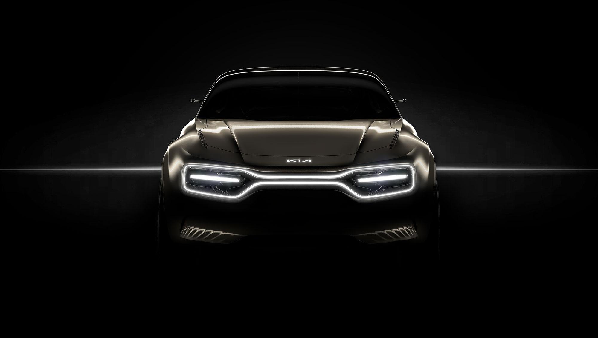 2019 Kia Performance EV Concept