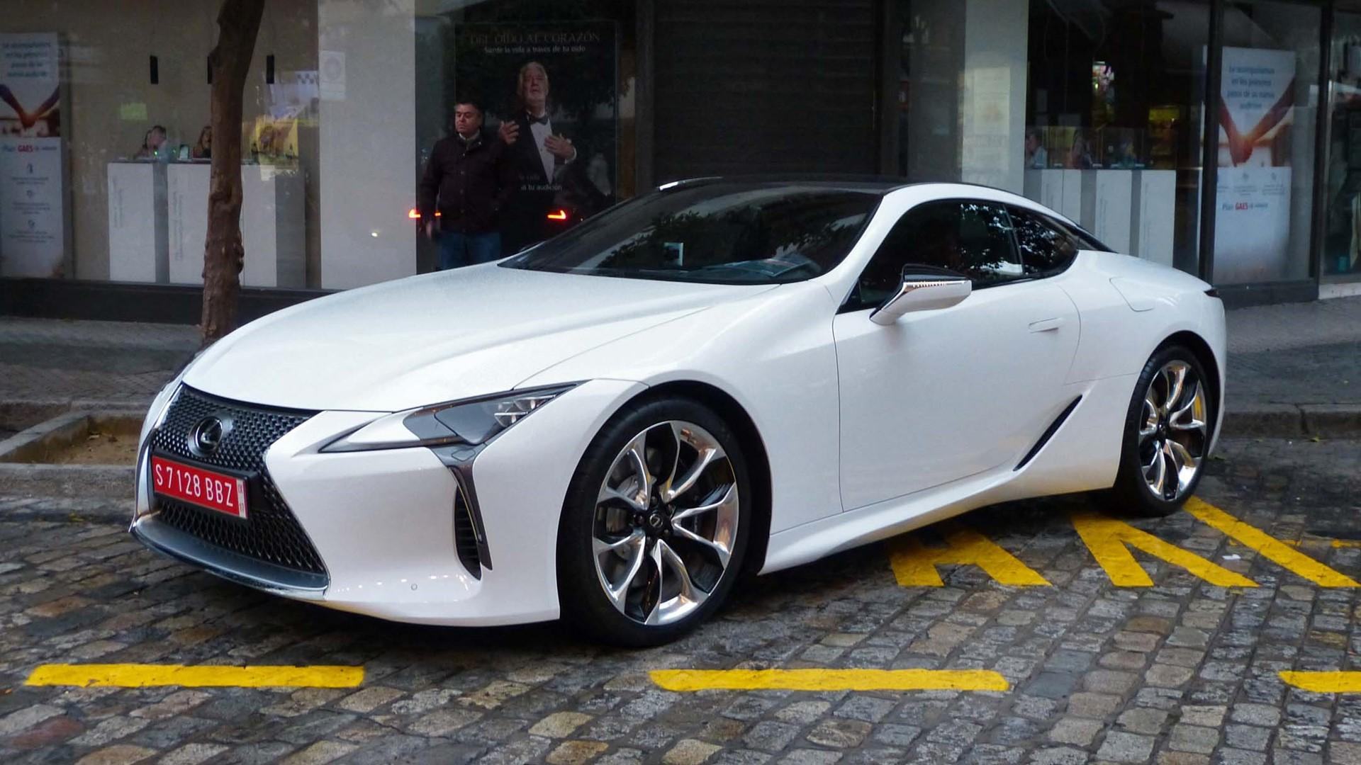 2018 Lexus LC 500 and LC 500h First Drive Review
