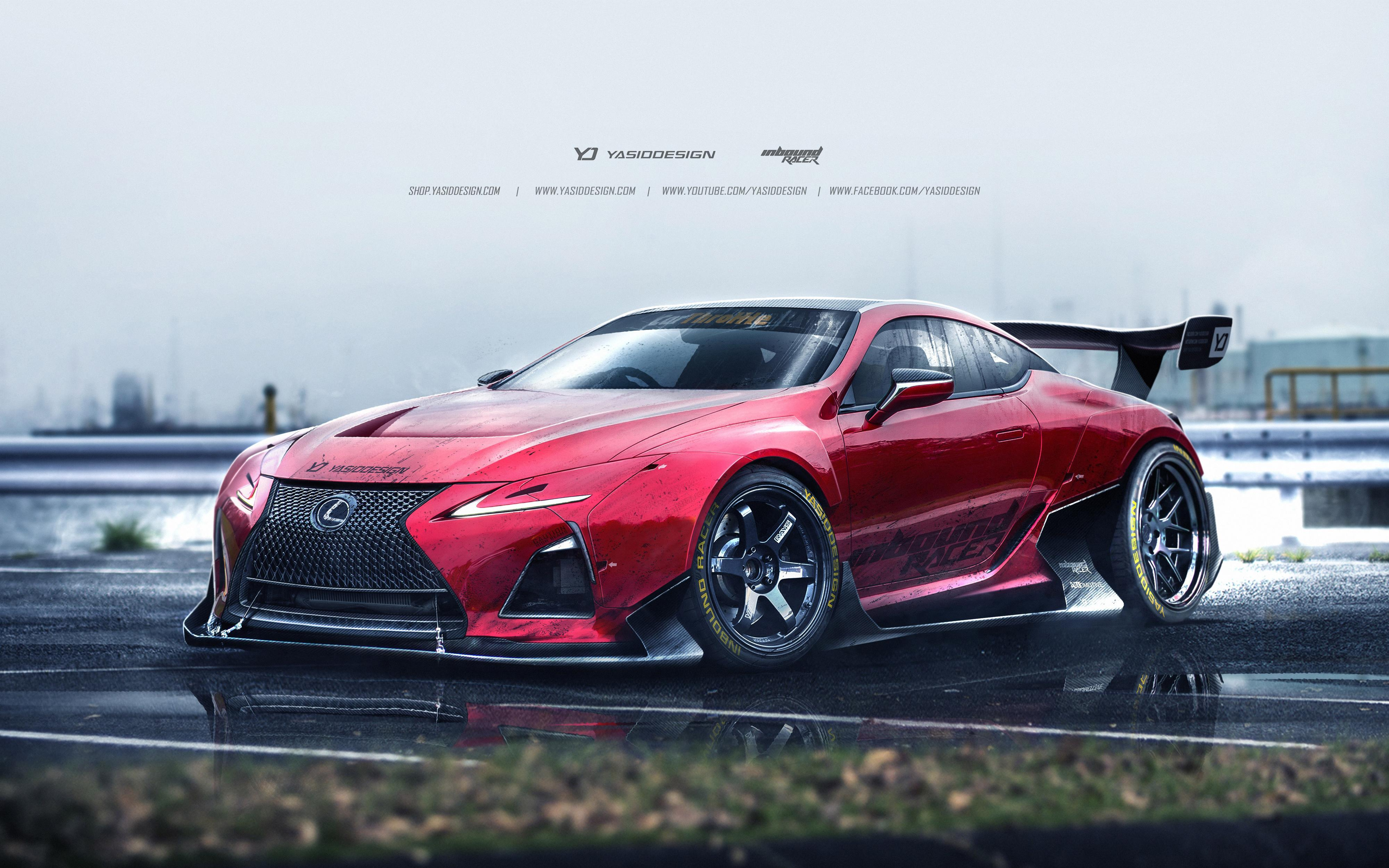 lexus lc 500 hd wallpapers full hd pictures - Wallpaper Aholic