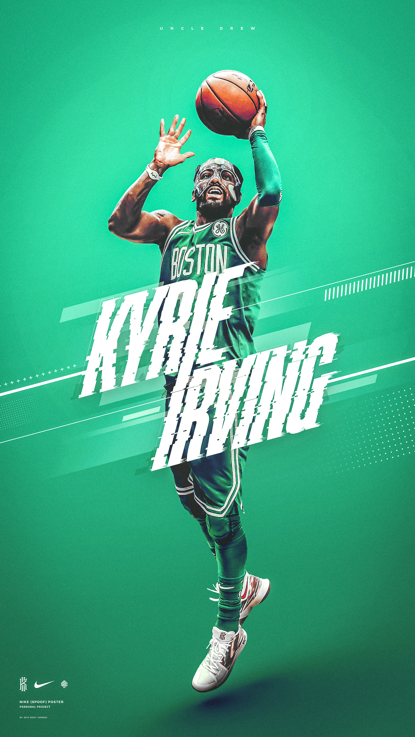 Kyrie Irving 2019 Wallpapers Wallpaper Cave