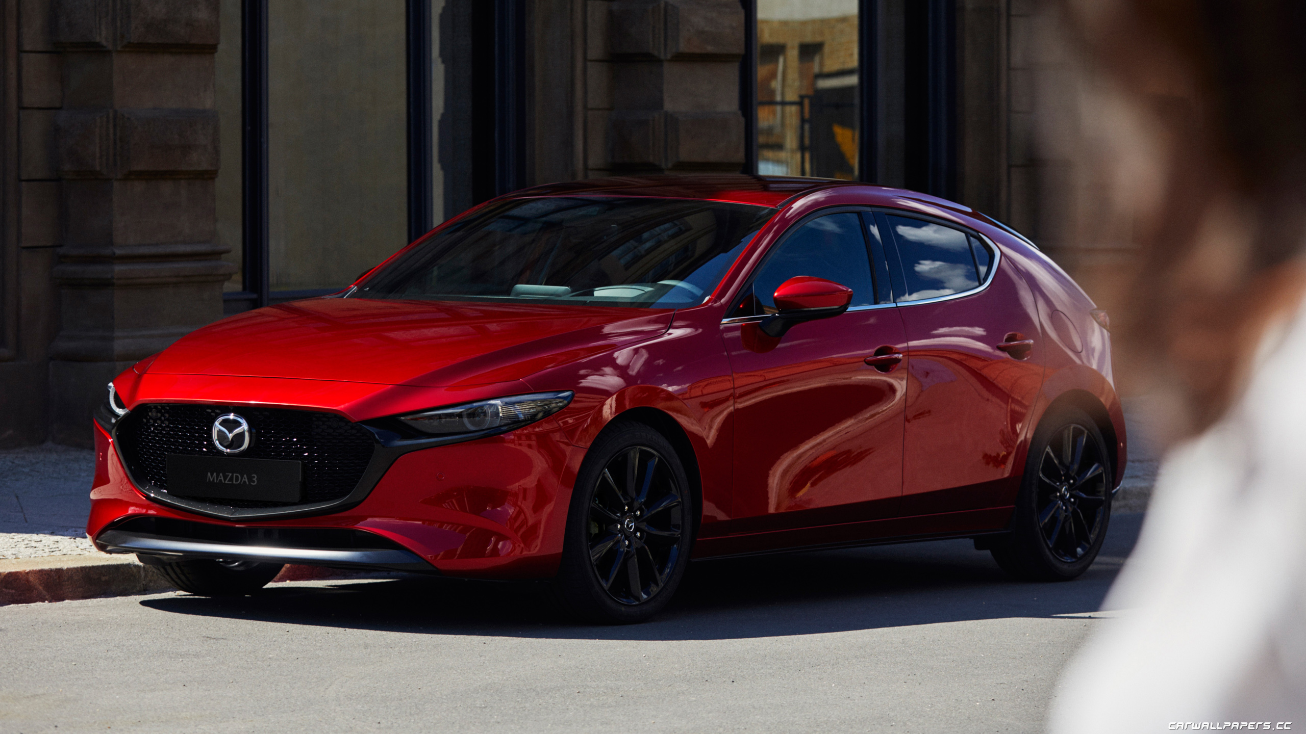 Cars desktop wallpapers Mazda 3 Hatchback