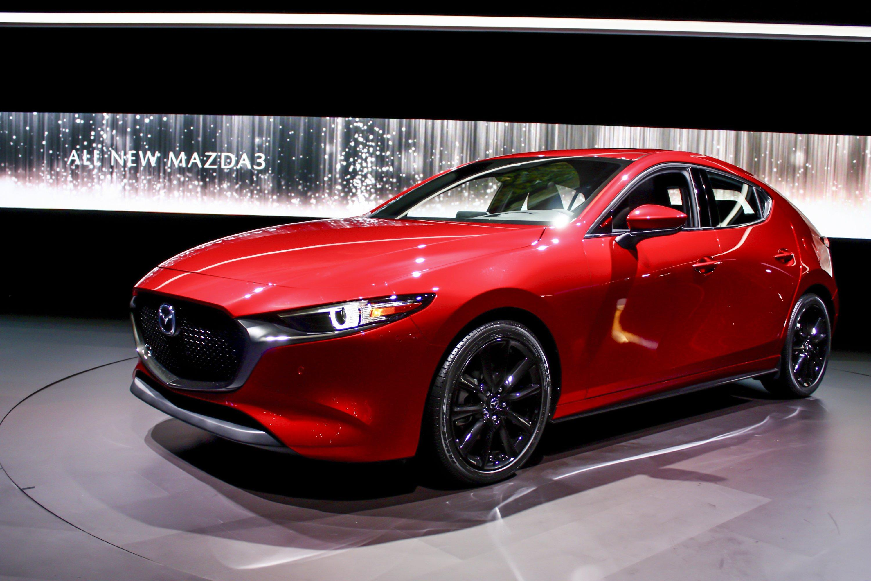 2019 Mazda 3 Pictures, Photos, Wallpapers.