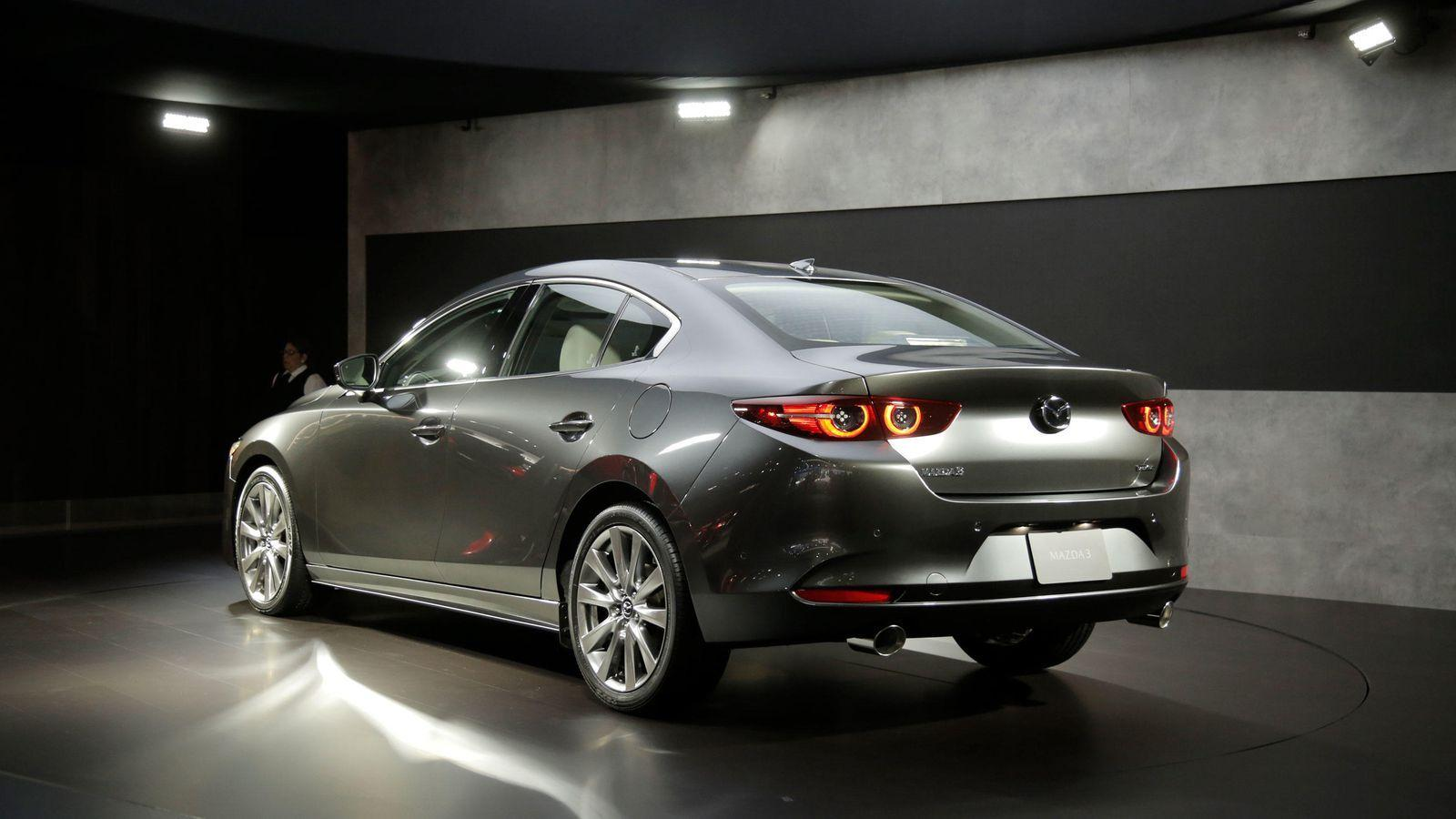 The Best Cuando Sale El Mazda 3 2019 InteriorCar And Vehicle Review