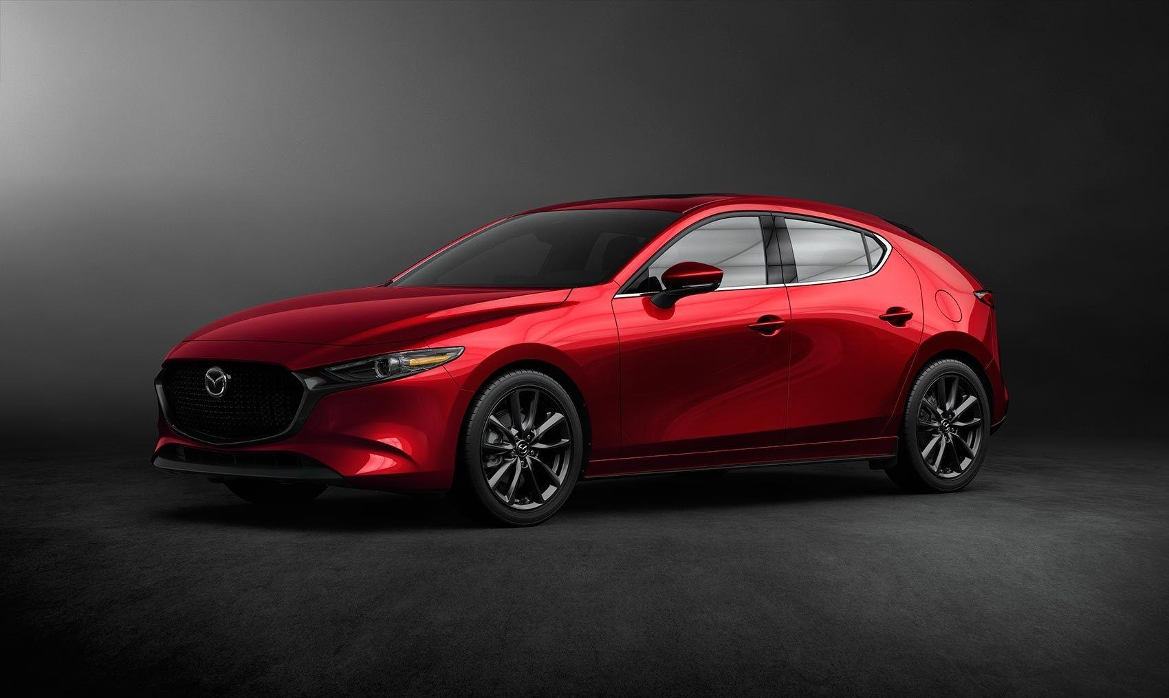New Mazda 3 2019 Hybrid Wallpapers