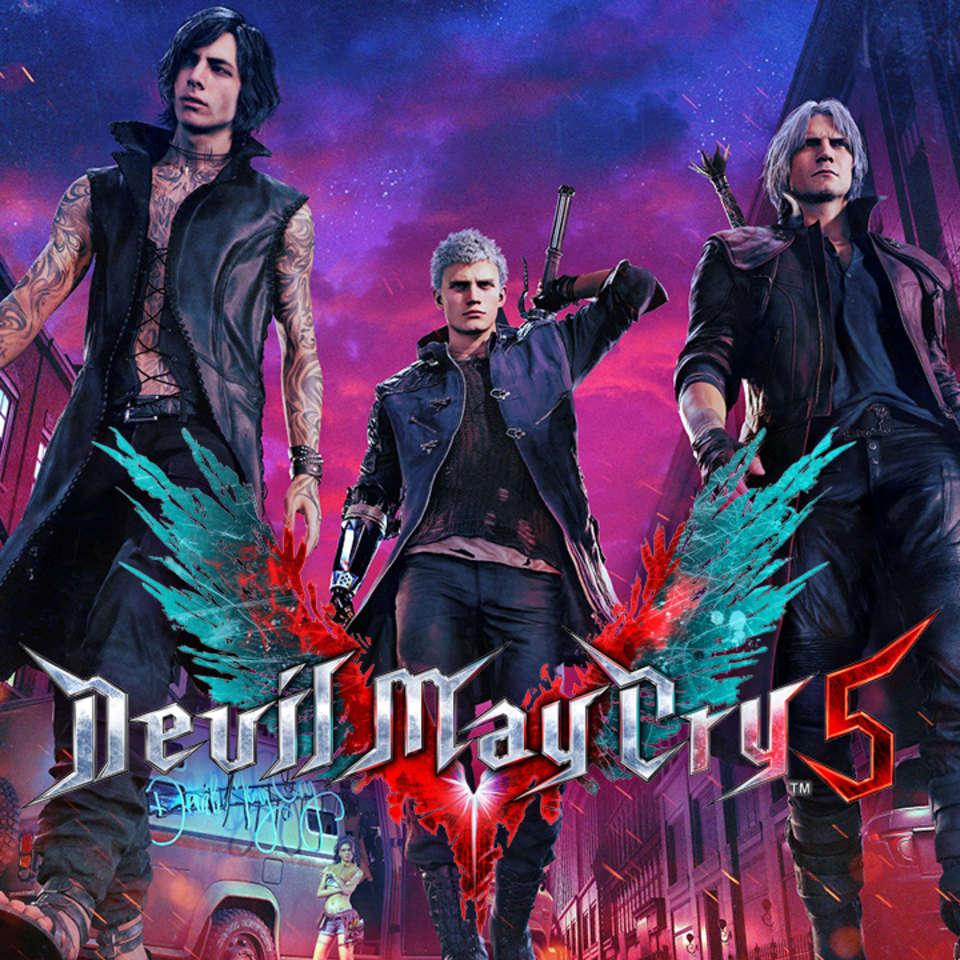 devil may cry v wallpapers wallpaper cave