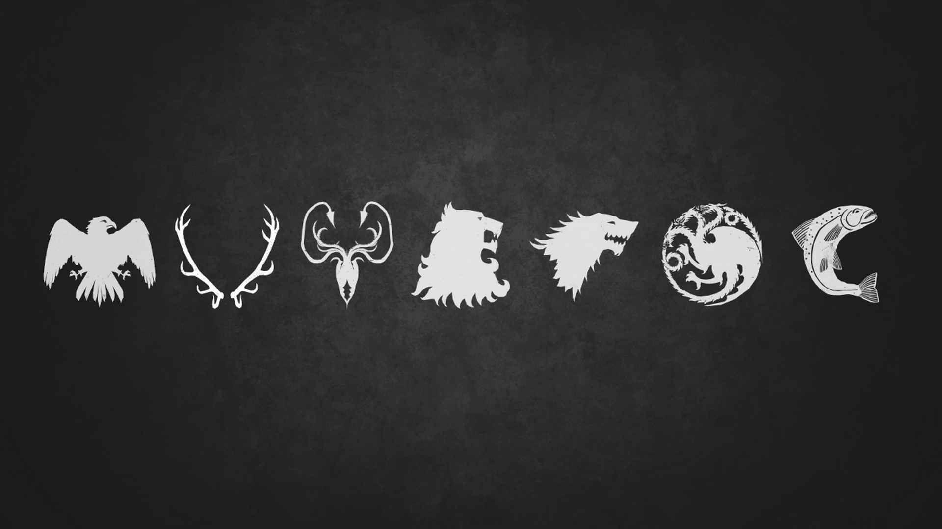 Game Of Thrones Logo Wallpapers Wallpaper Cave
