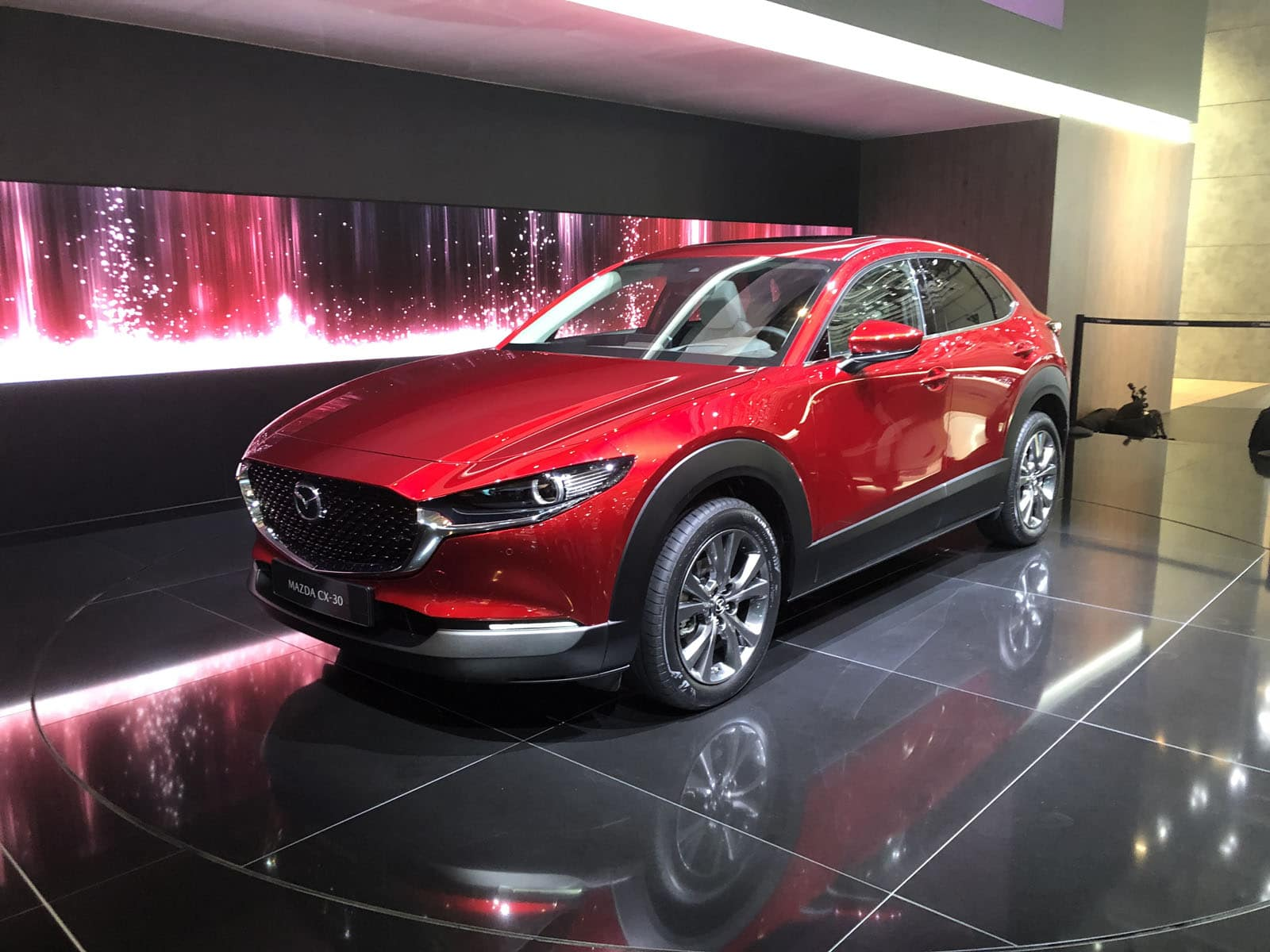 Who Does The New 2020 Mazda CX