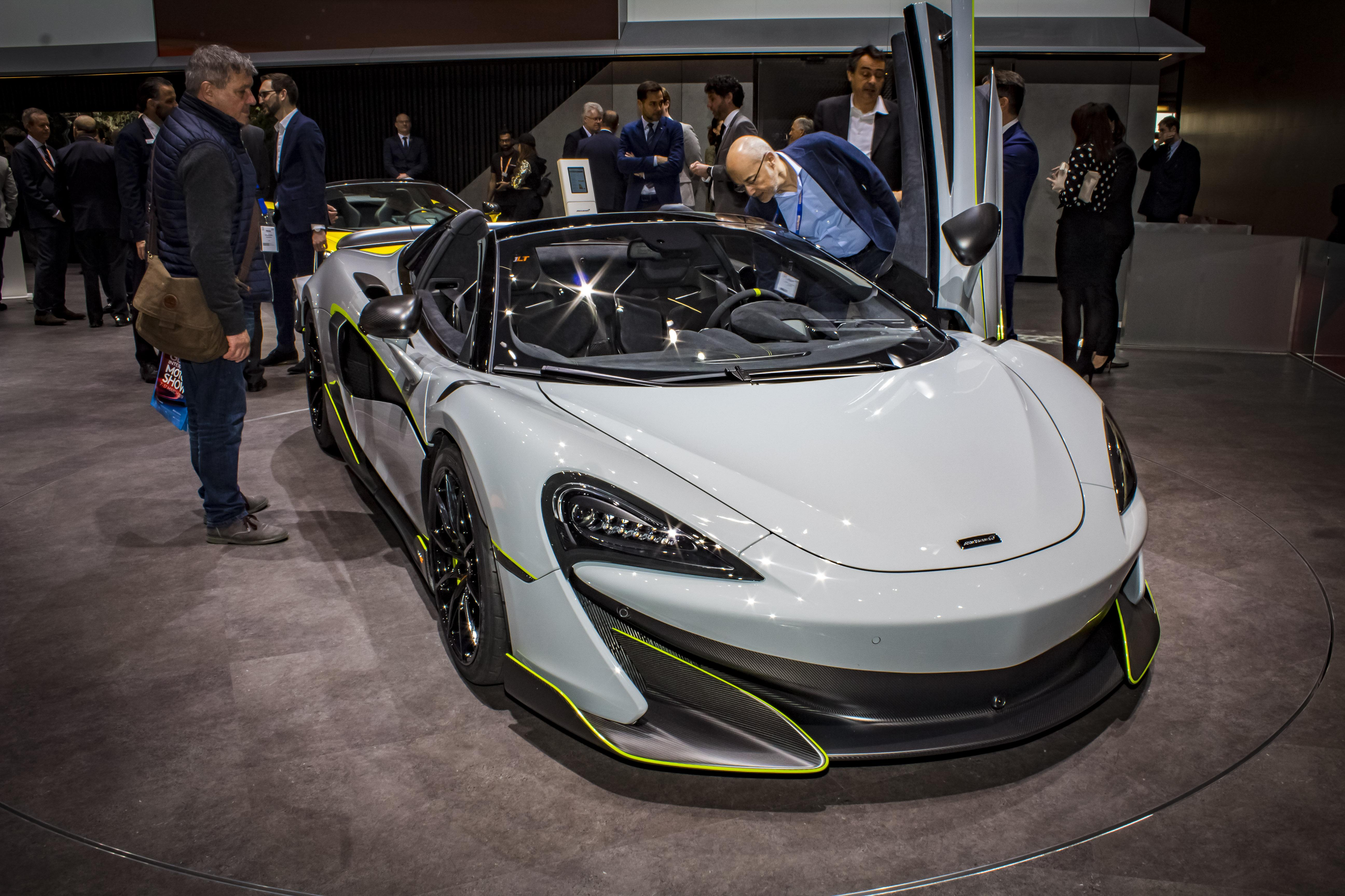 2019 McLaren 600LT Spider By MSO Pictures, Photos, Wallpapers. | Top ...