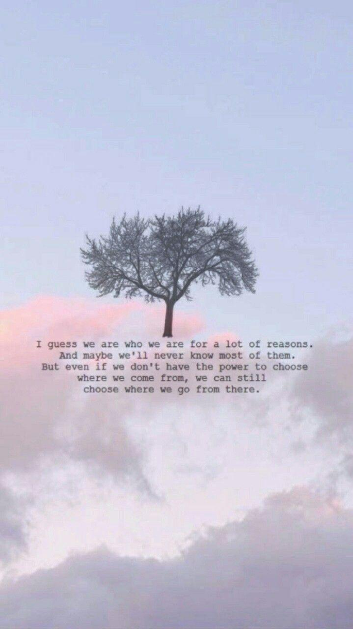 aesthetic quotes wallpapers