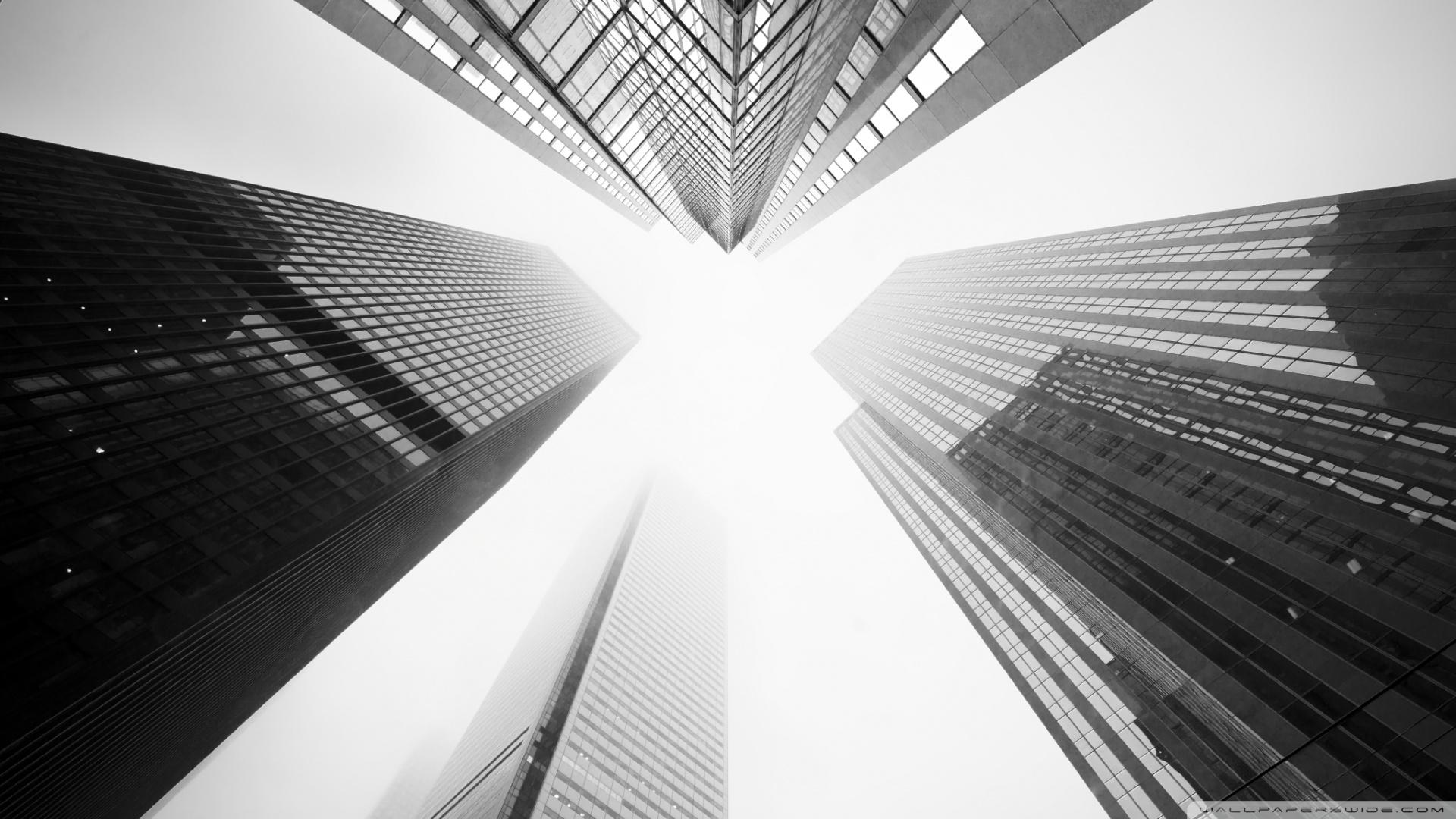 Toronto Black And White Wallpapers For Android