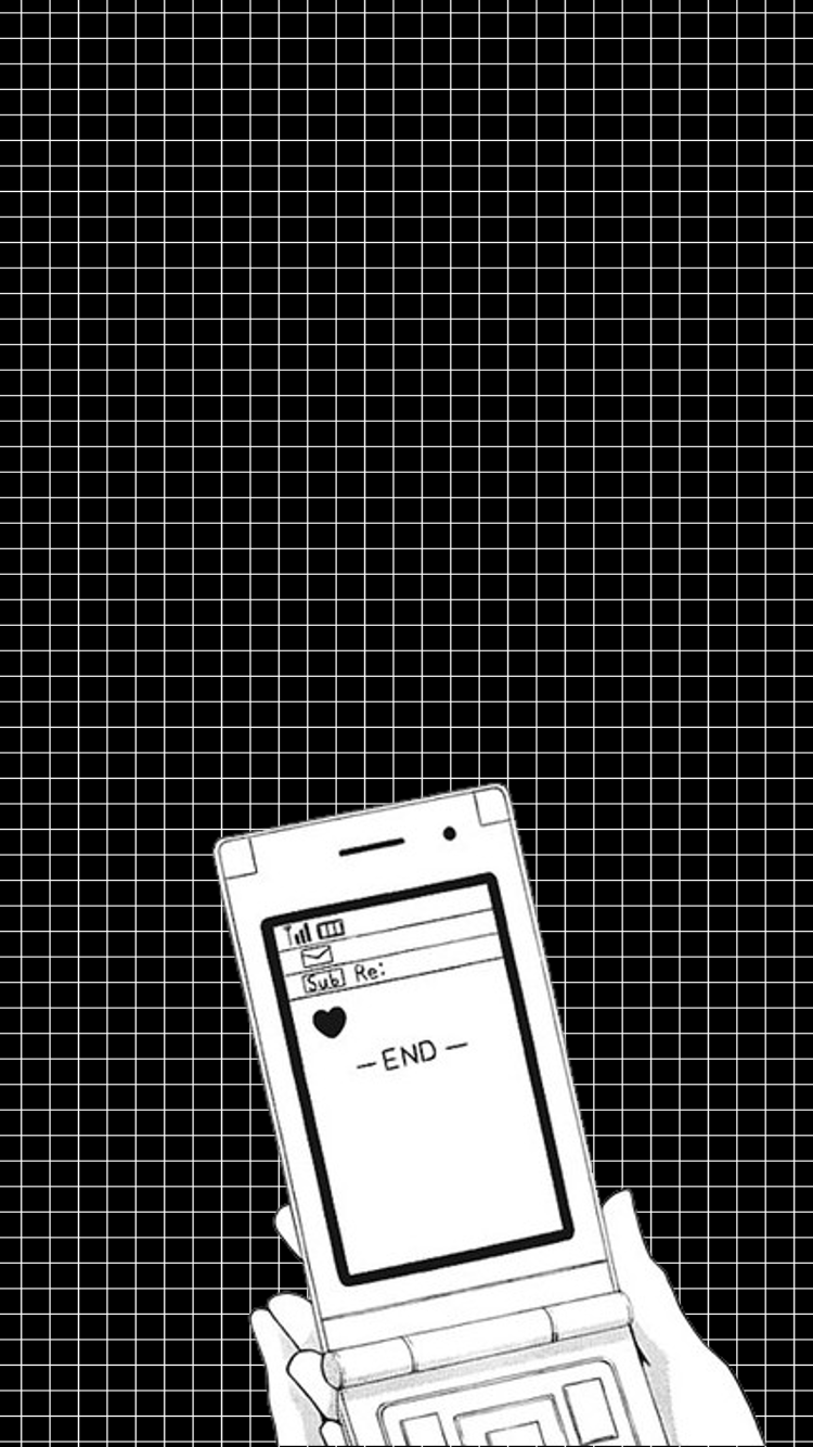 91+ Black And White Wallpapers Tumblr Aesthetic