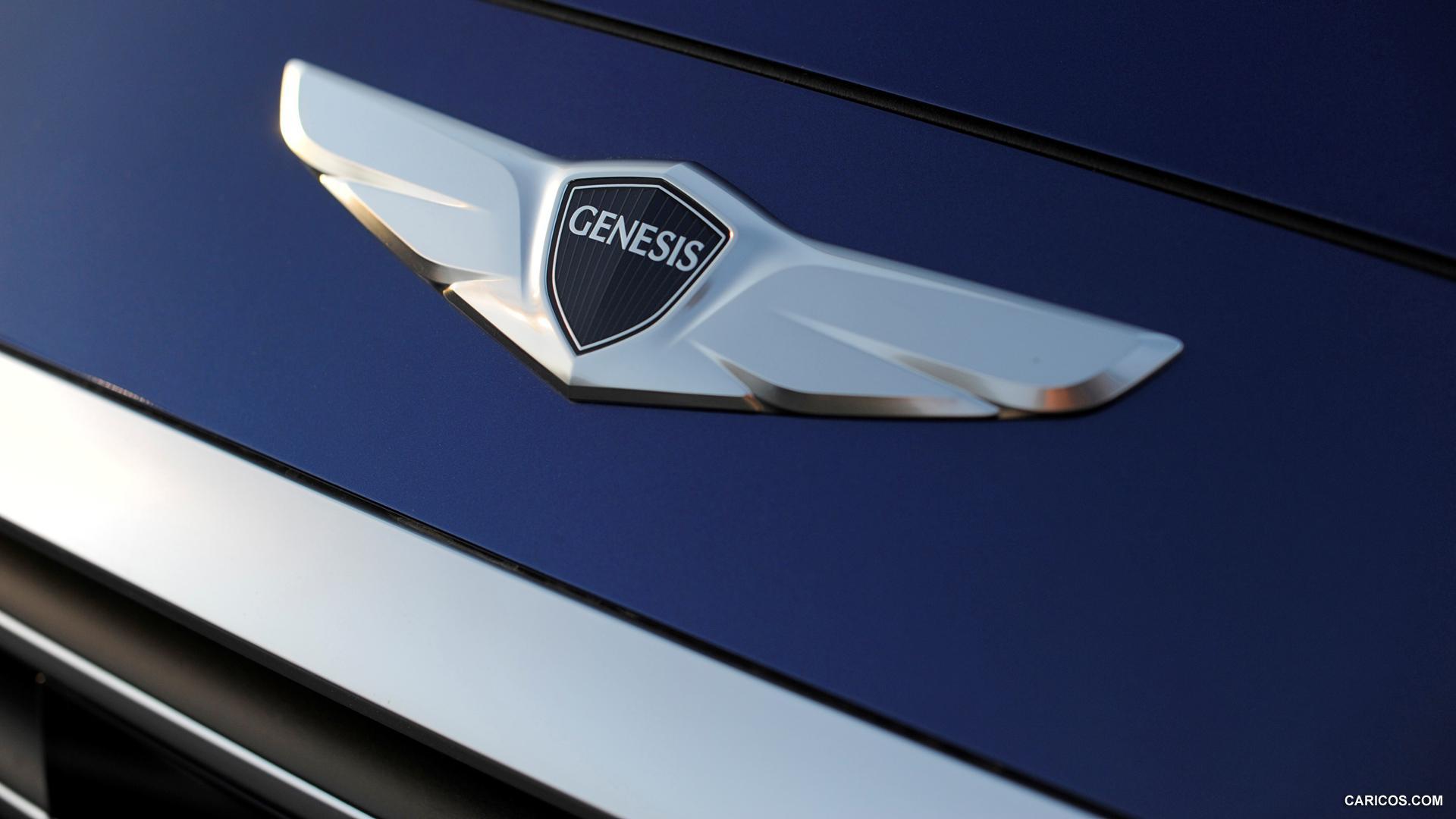 Genesis Car Logo >> Hyundai Genesis Logo Wallpapers Wallpaper Cave