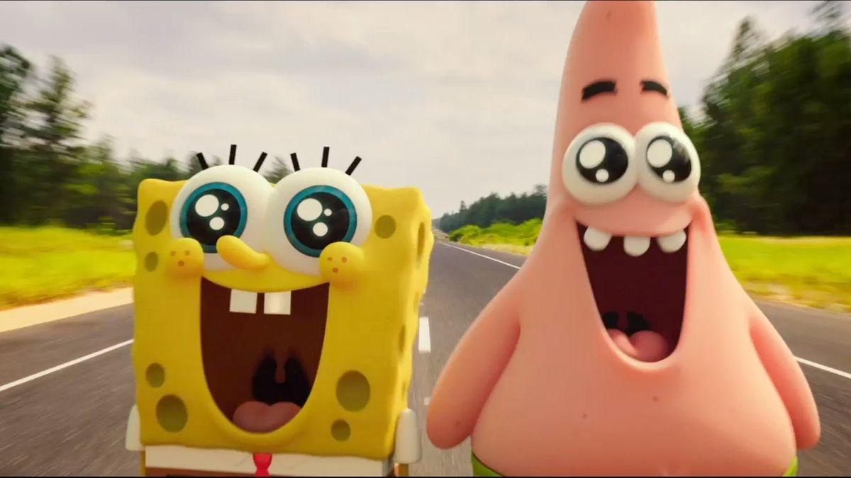 The SpongeBob Movie: It's A Wonderful Sponge Wallpapers