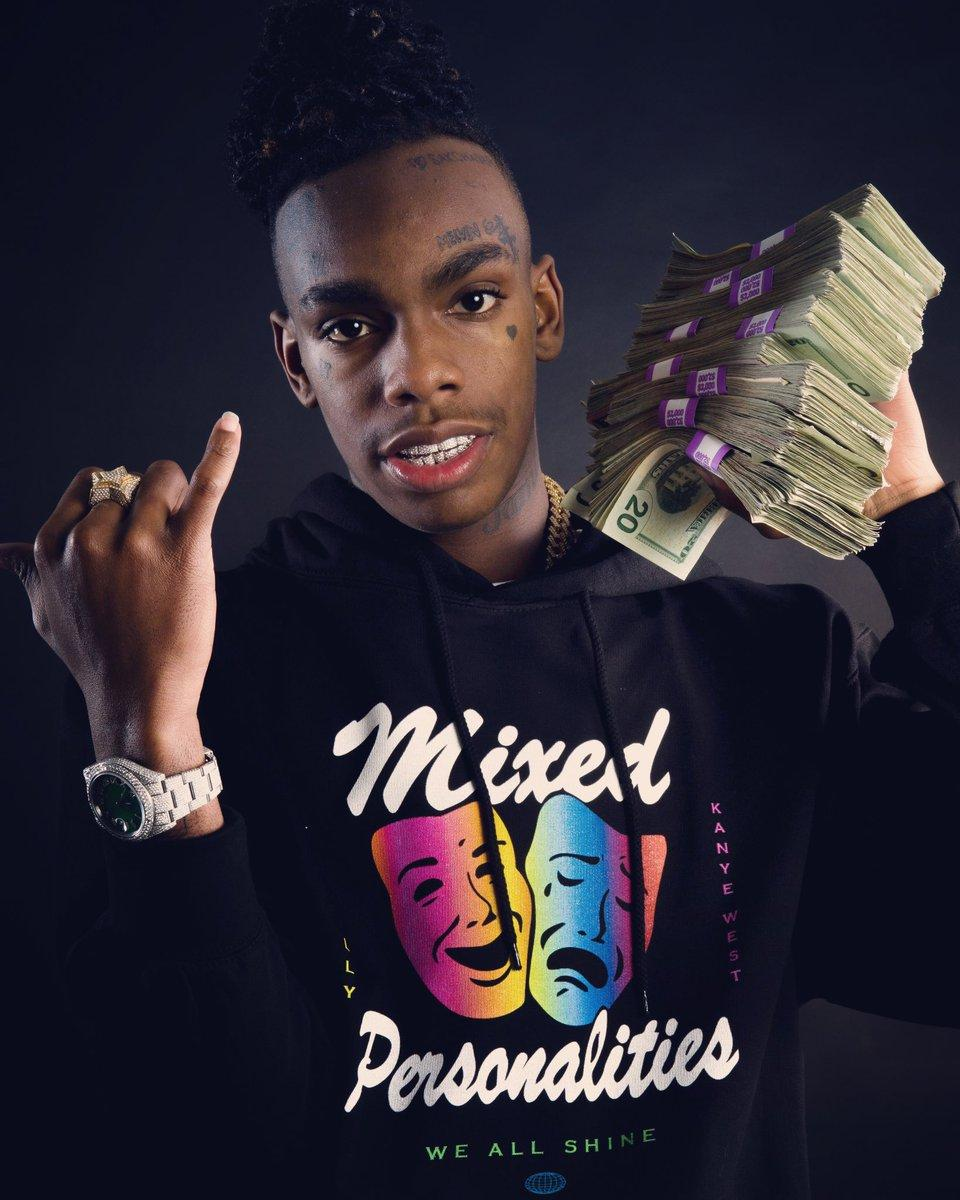 YNW Melly Cartoon Wallpapers - Wallpaper Cave