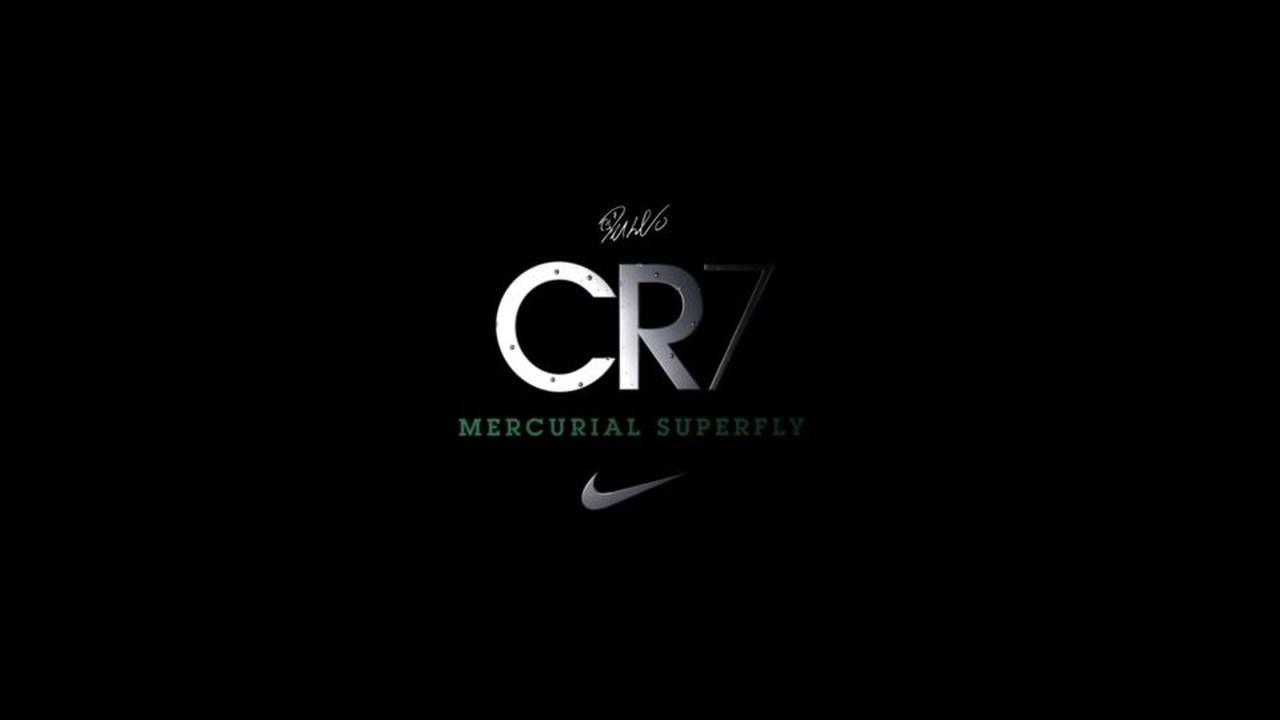 Green Ronaldo Wallpaper Nike Logo