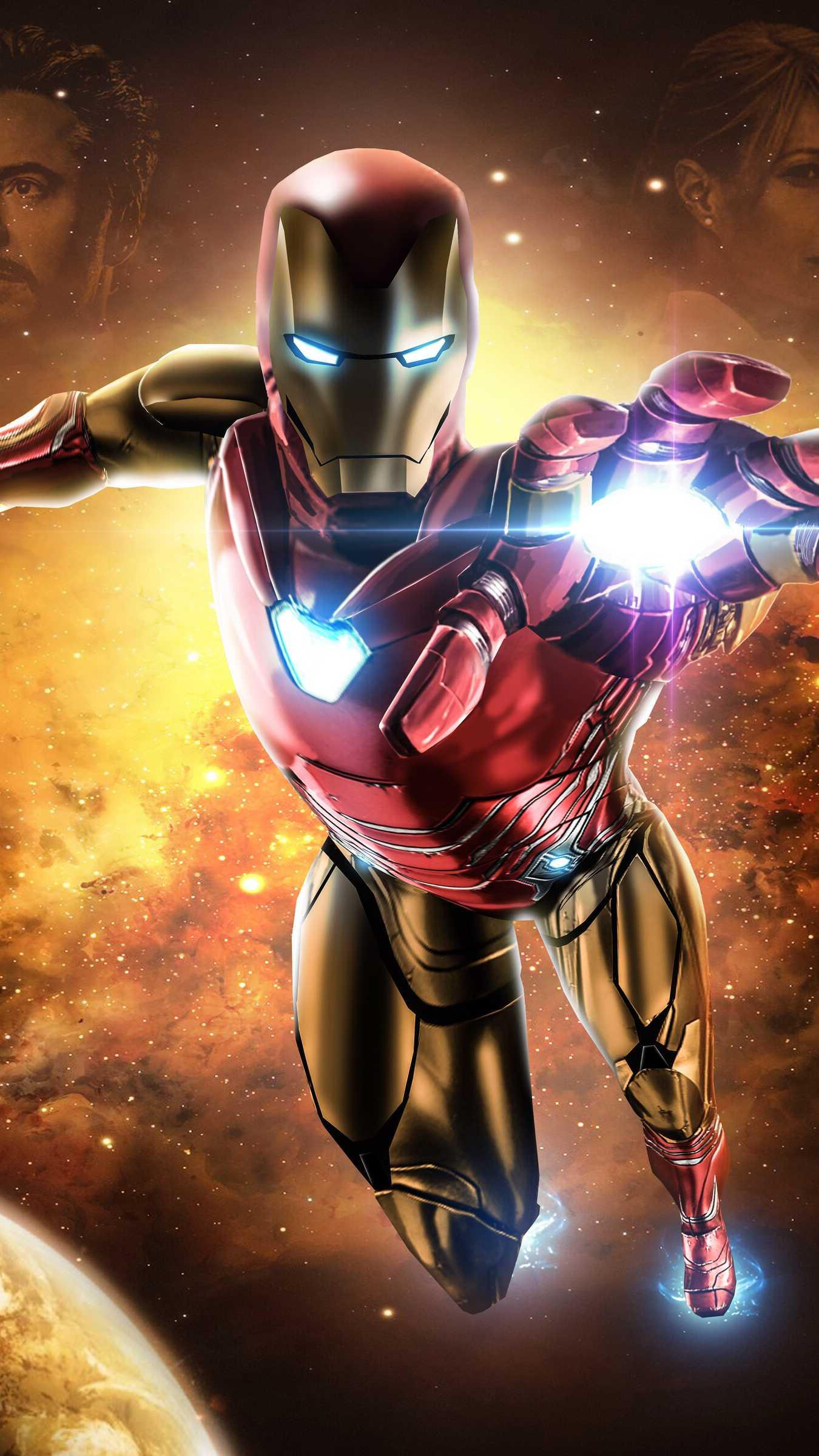 Download 3000+ Wallpaper Avengers Endgame Iron Man  Terbaru