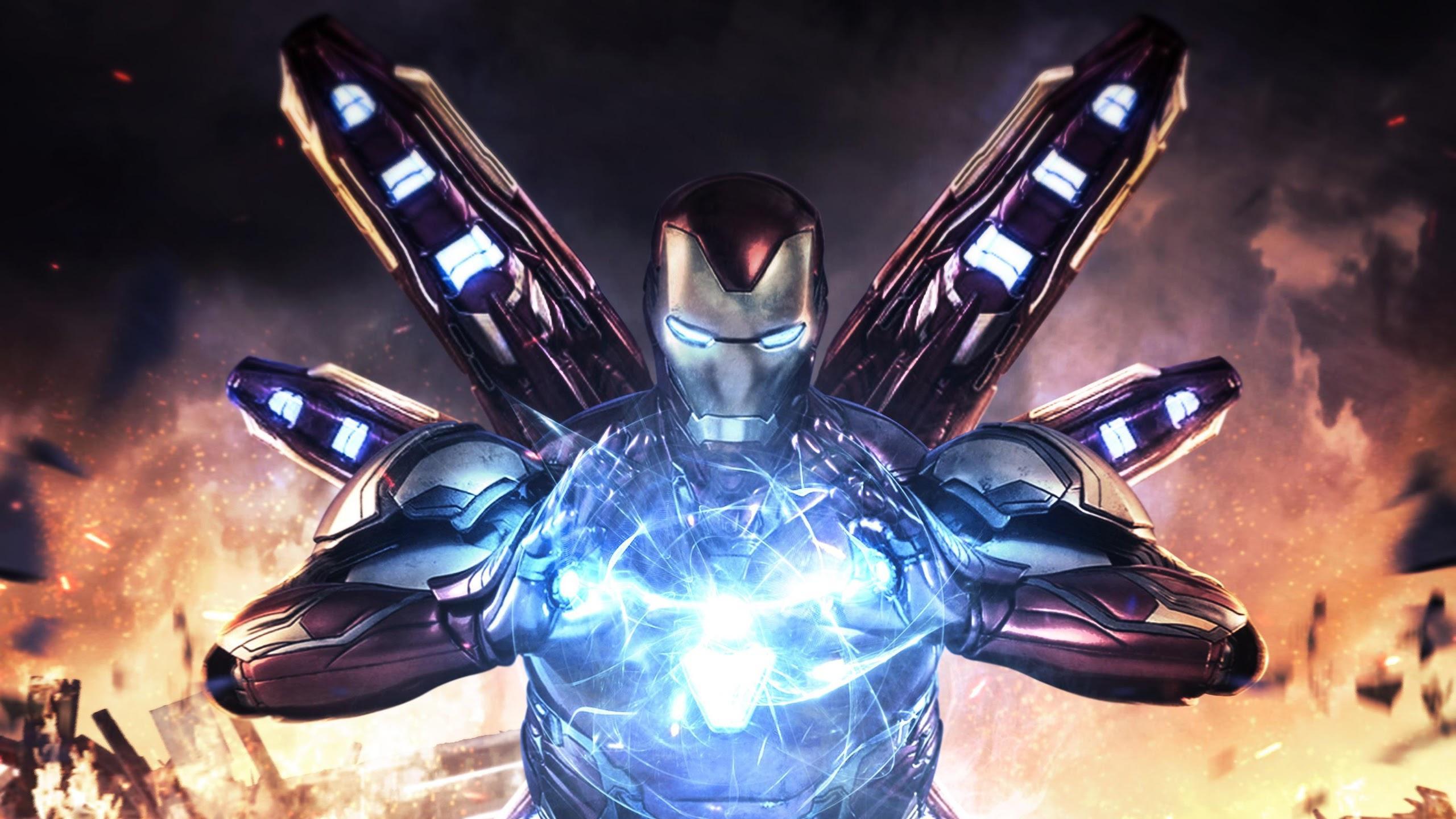 Iron Man Wallpaper 2560x1440