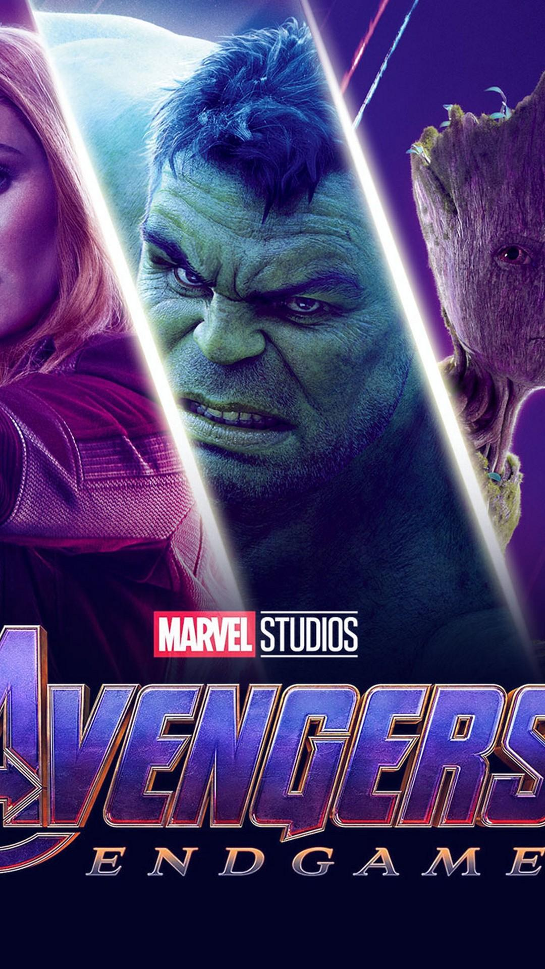 Hulk Endgame Wallpapers - Wallpaper Cave