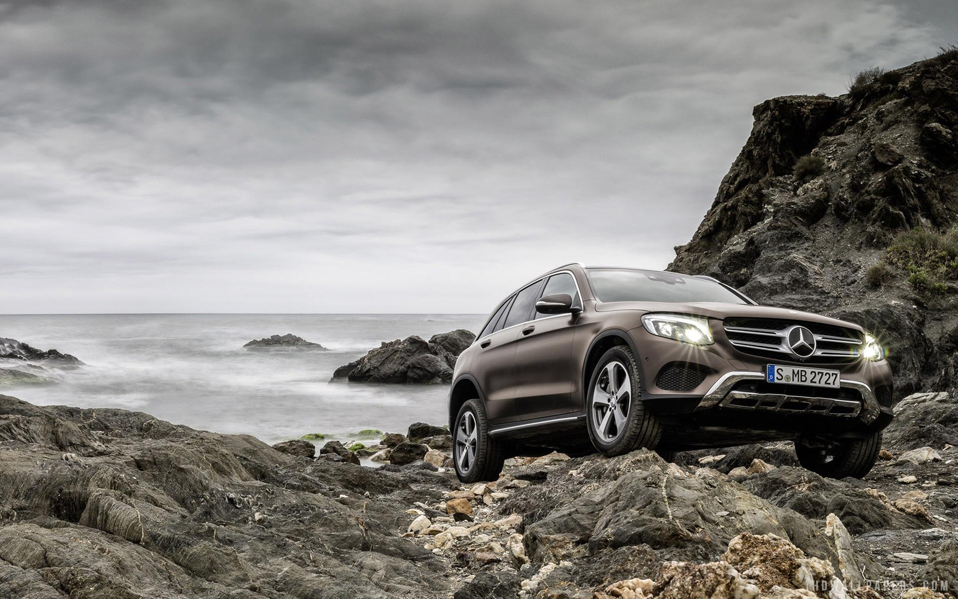 Mercedes Benz GLC wallpapers