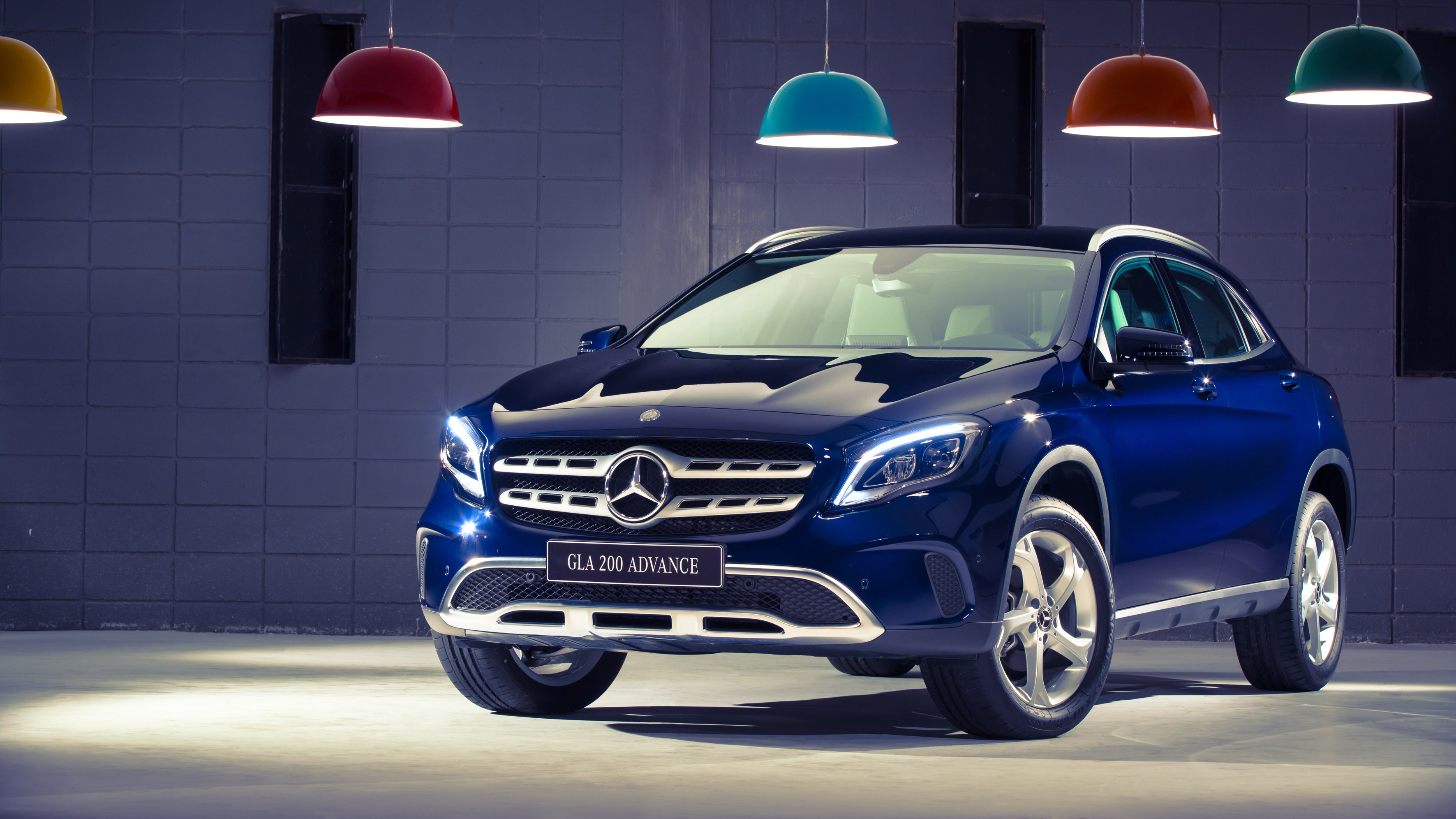 2017 Mercedes Benz GLA 200 Wallpaper | HD Car Wallpapers | ID #8287