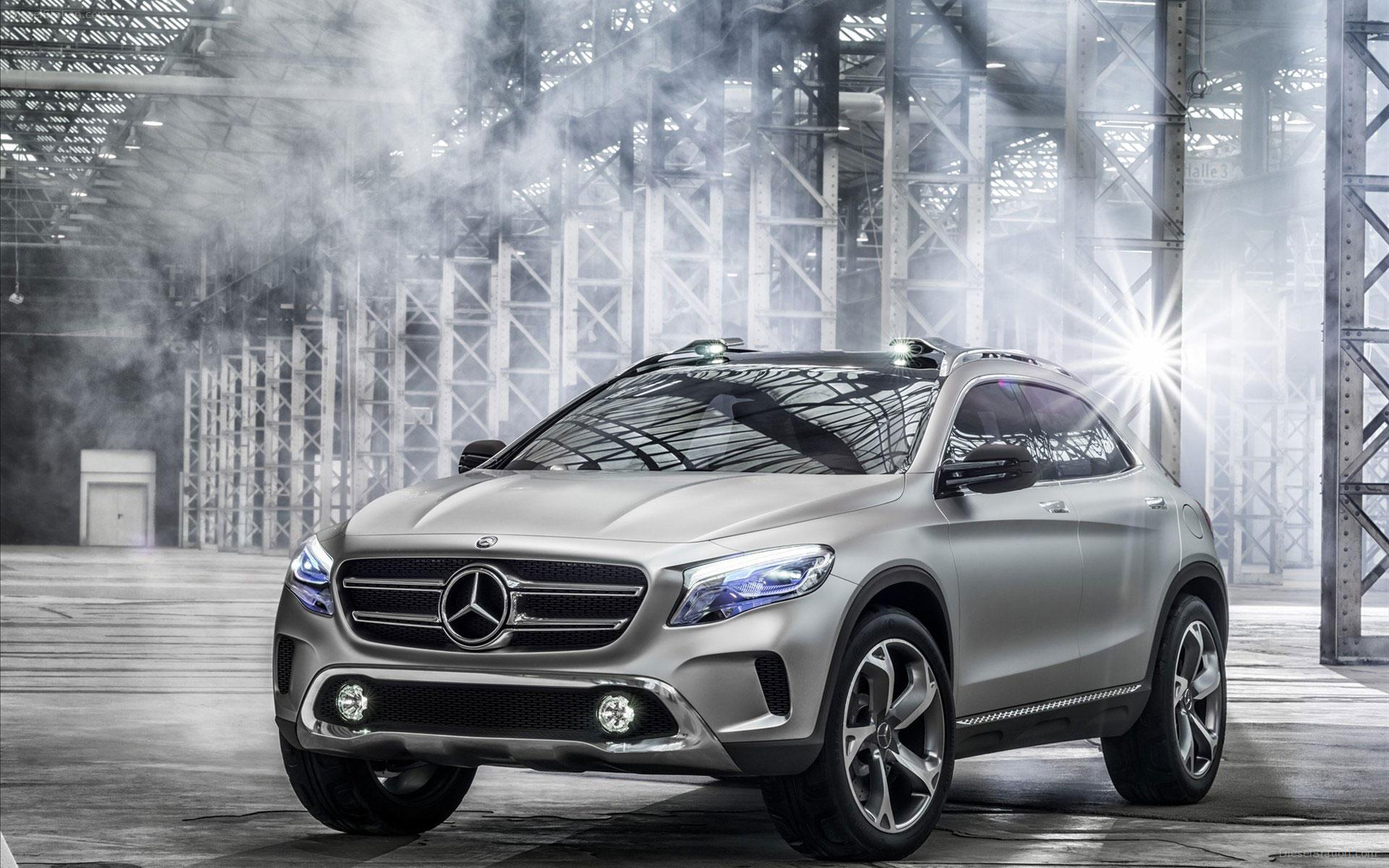 Mercedes-Benz GLA-Class Wallpaper 14 - 1920 X 1200 | stmed.net