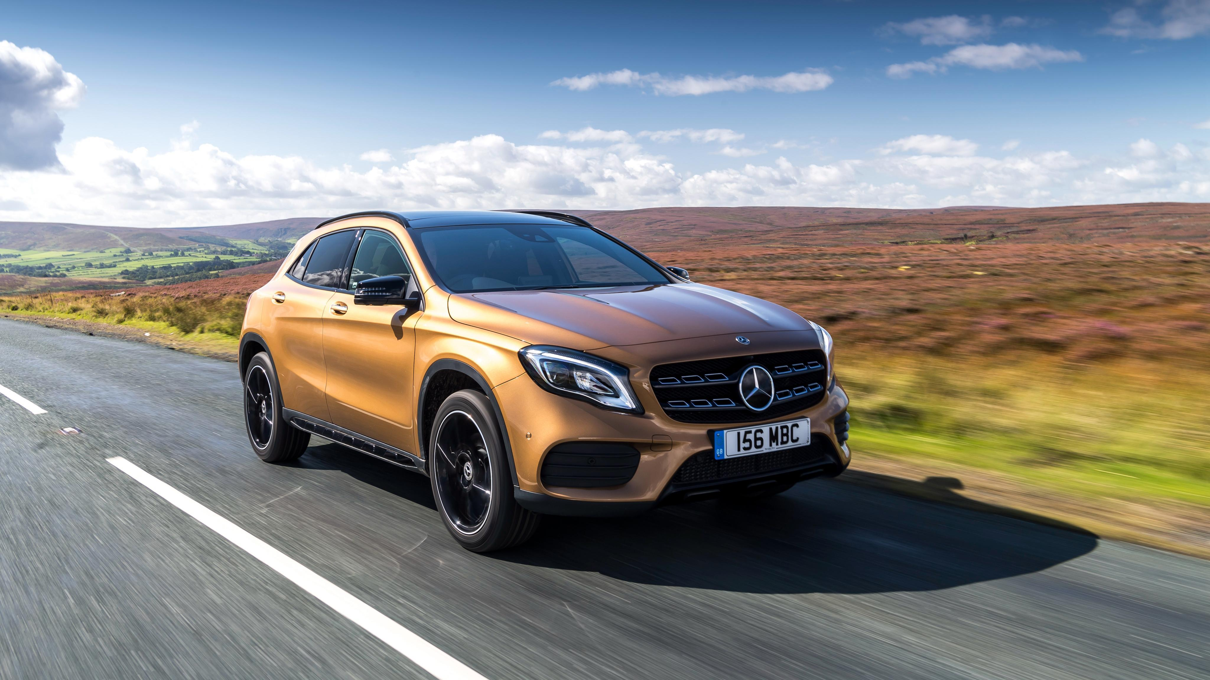 2017 Mercedes Benz GLA 220d 4MATIC AMG Line 4K 2 Wallpaper | HD Car ...