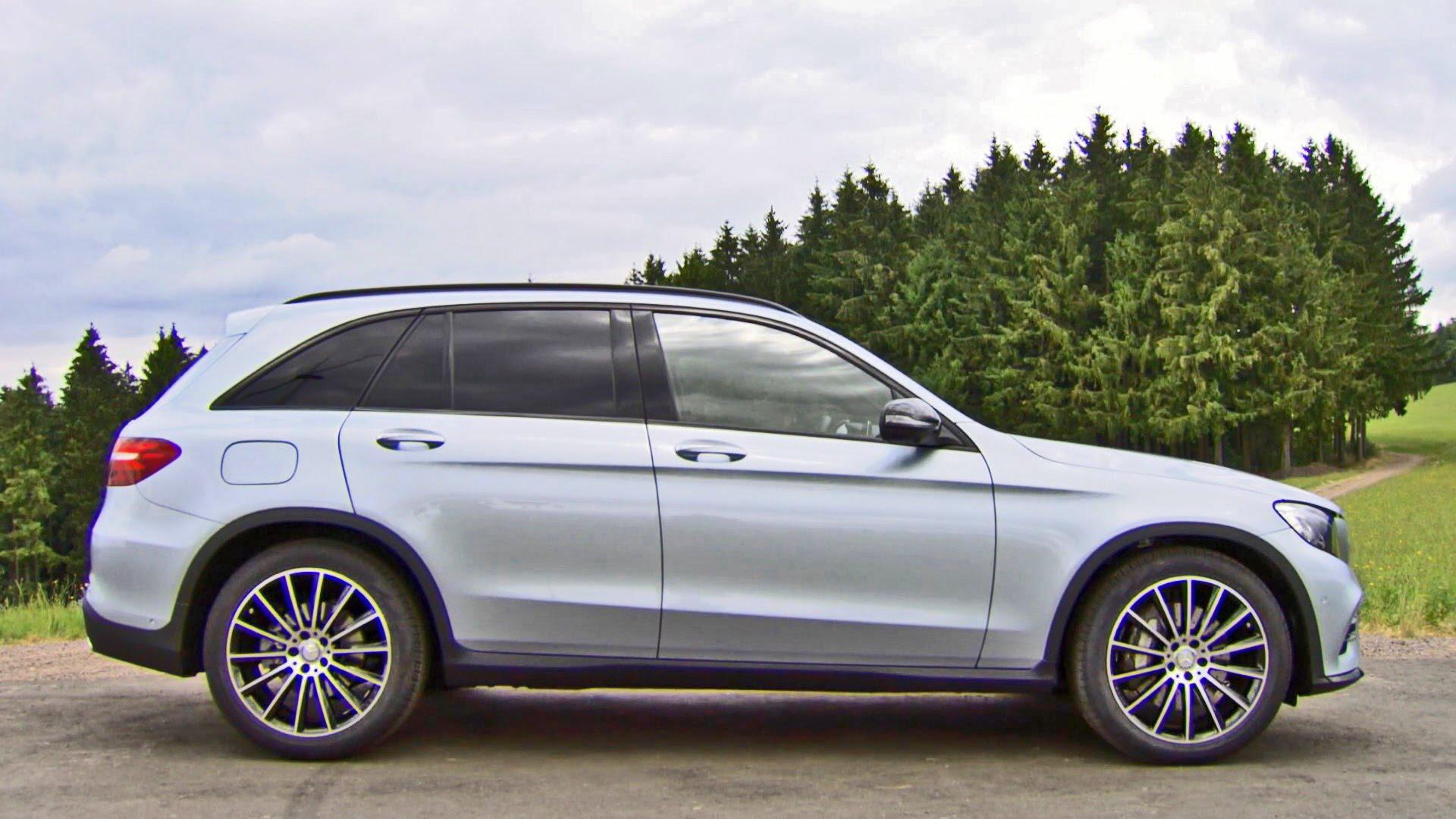 Mercedes GLC HD Wallpapers