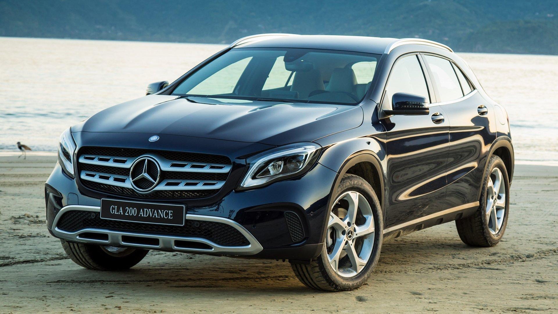 2017 Mercedes-Benz GLA-Class 200 Advance HD Wallpaper | Background ...