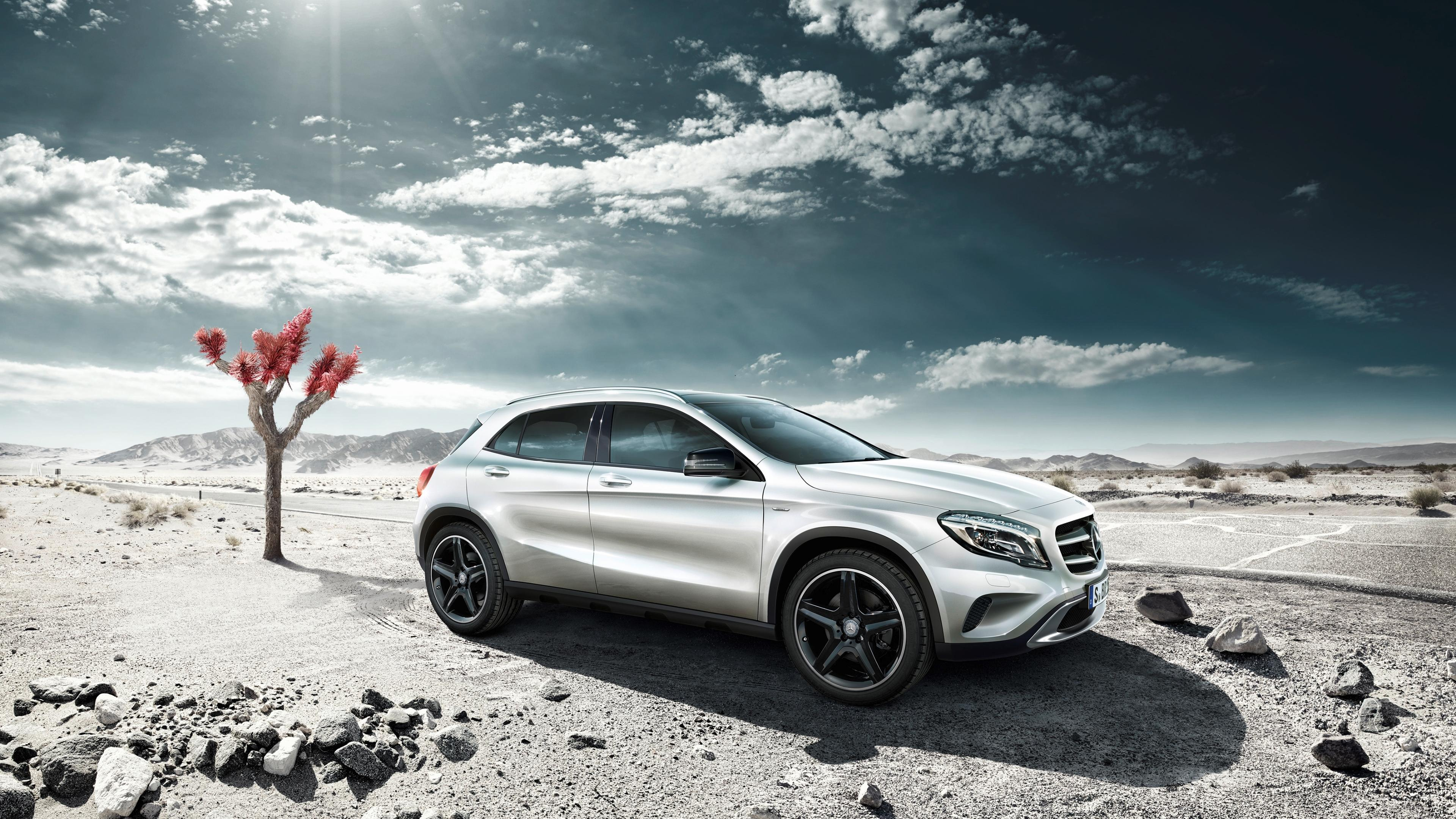 Mercedes GLA Ultra HD wallpaper | UHD-Wallpapers.Net