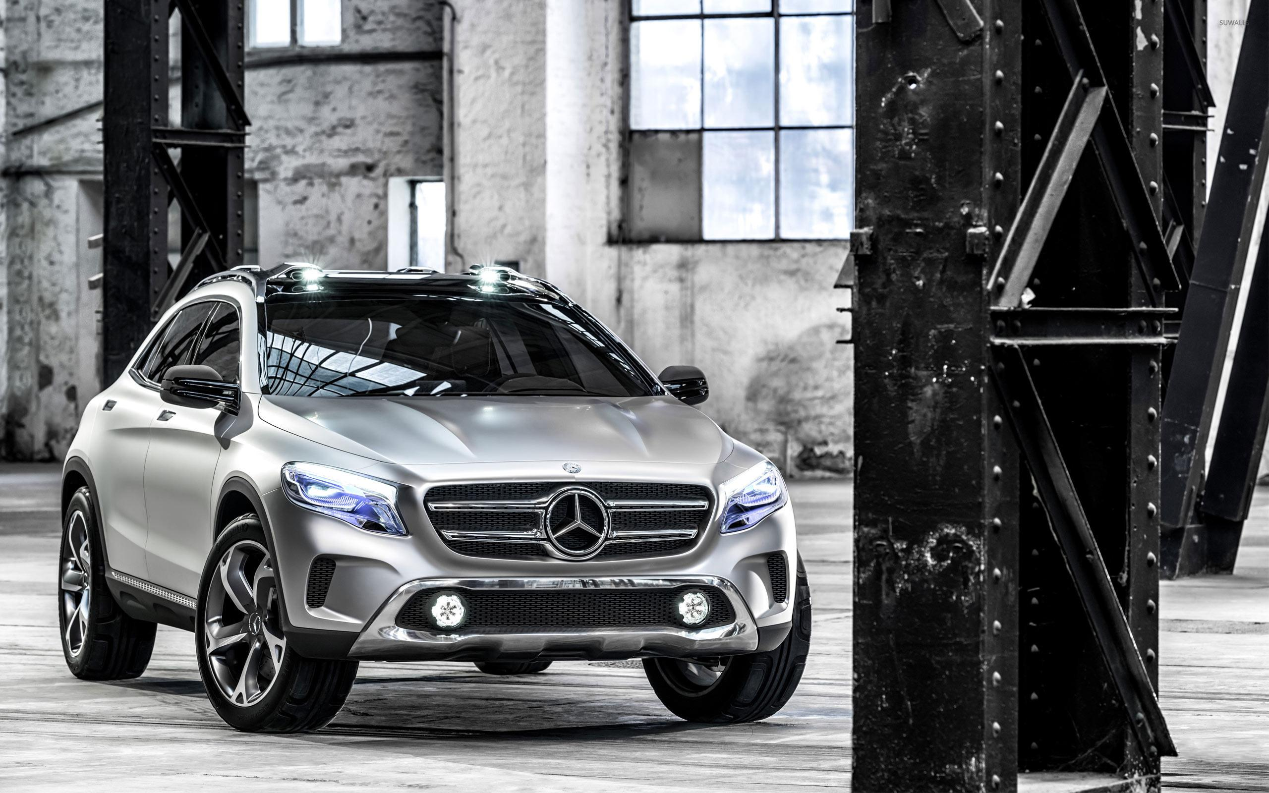 Mercedes-Benz GLA-Class [2] wallpaper - Car wallpapers - #43380