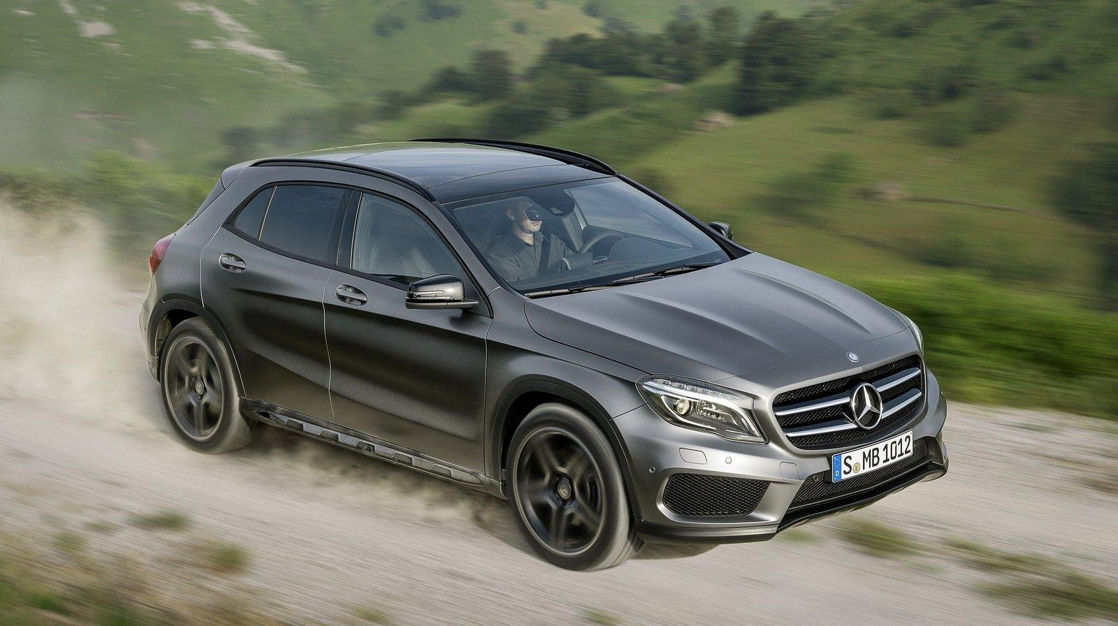 2015 Mercedes-Benz GLA-Class Pictures, Photos, Wallpapers And Videos ...