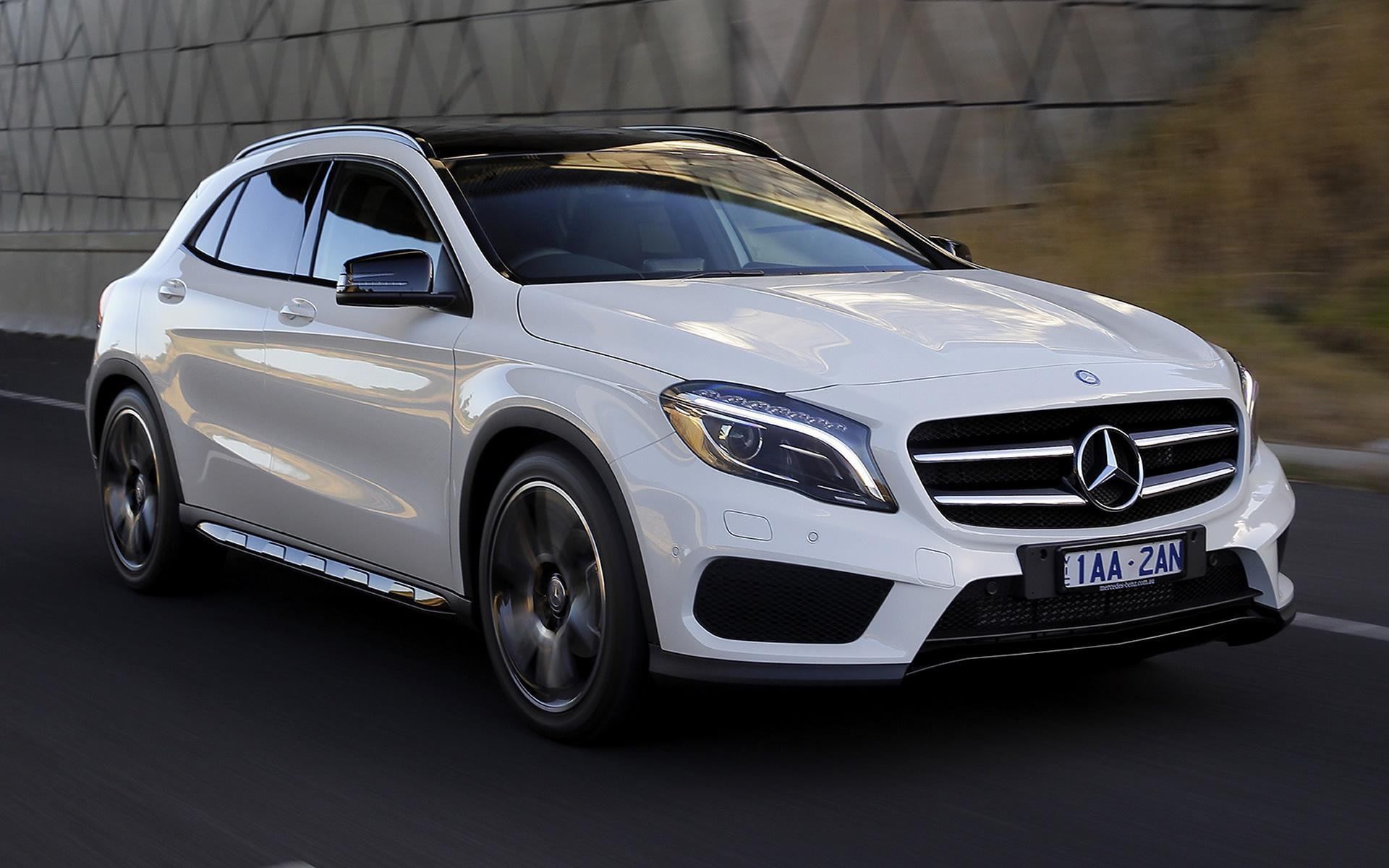 2014 Mercedes-Benz GLA-Class AMG Line (AU) - Wallpapers and HD ...