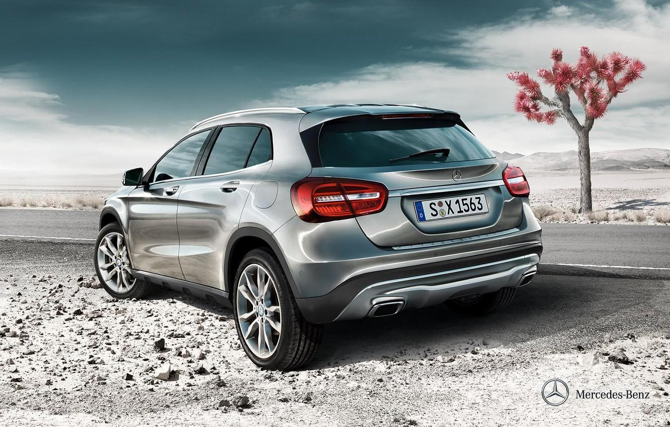 Wallpaper Mercedes-Benz, Mercedes, 2013, X156, GLA-Class images for ...
