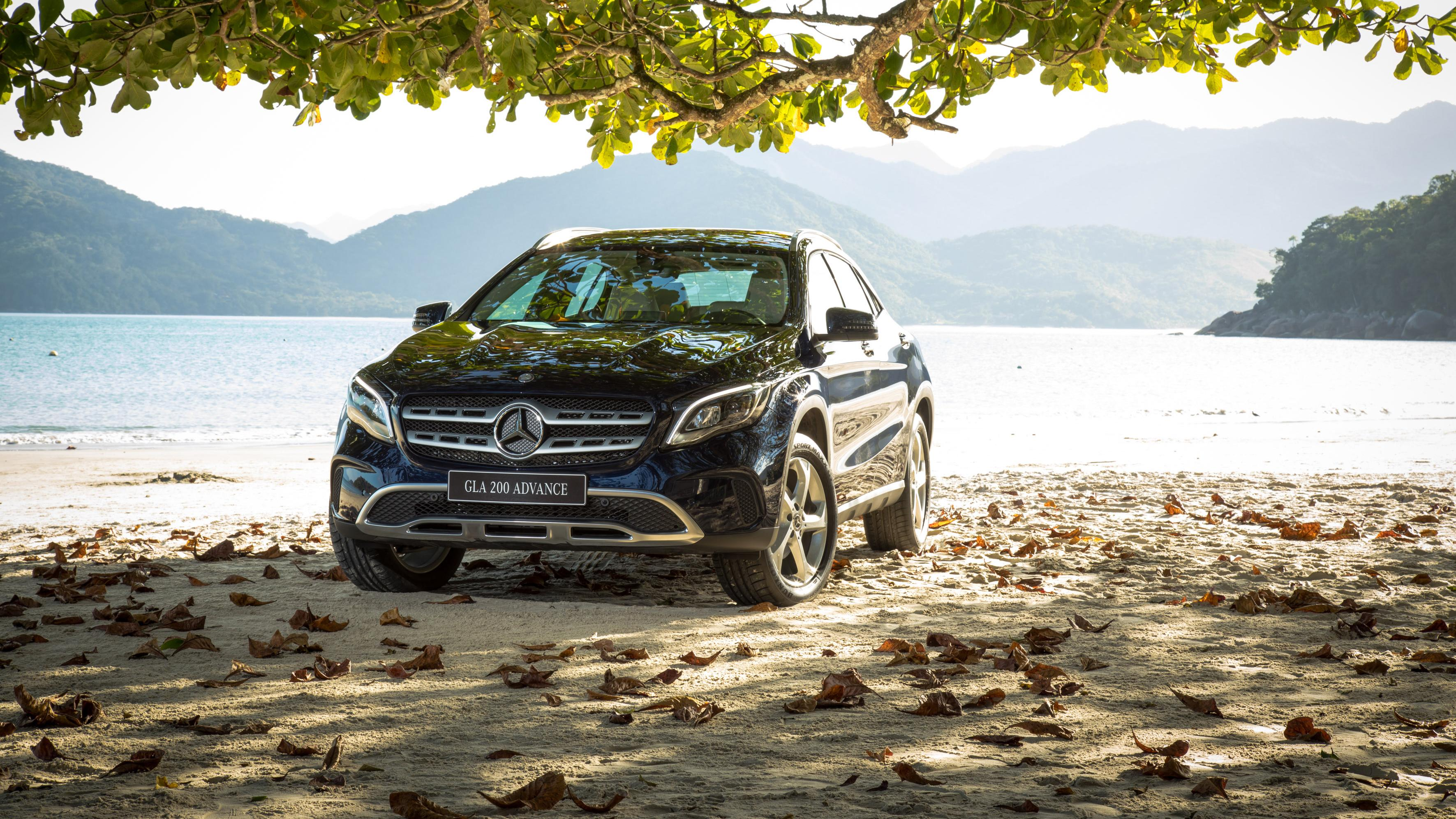 2017 Mercedes Benz GLA 200 2 Wallpaper | HD Car Wallpapers | ID #8288