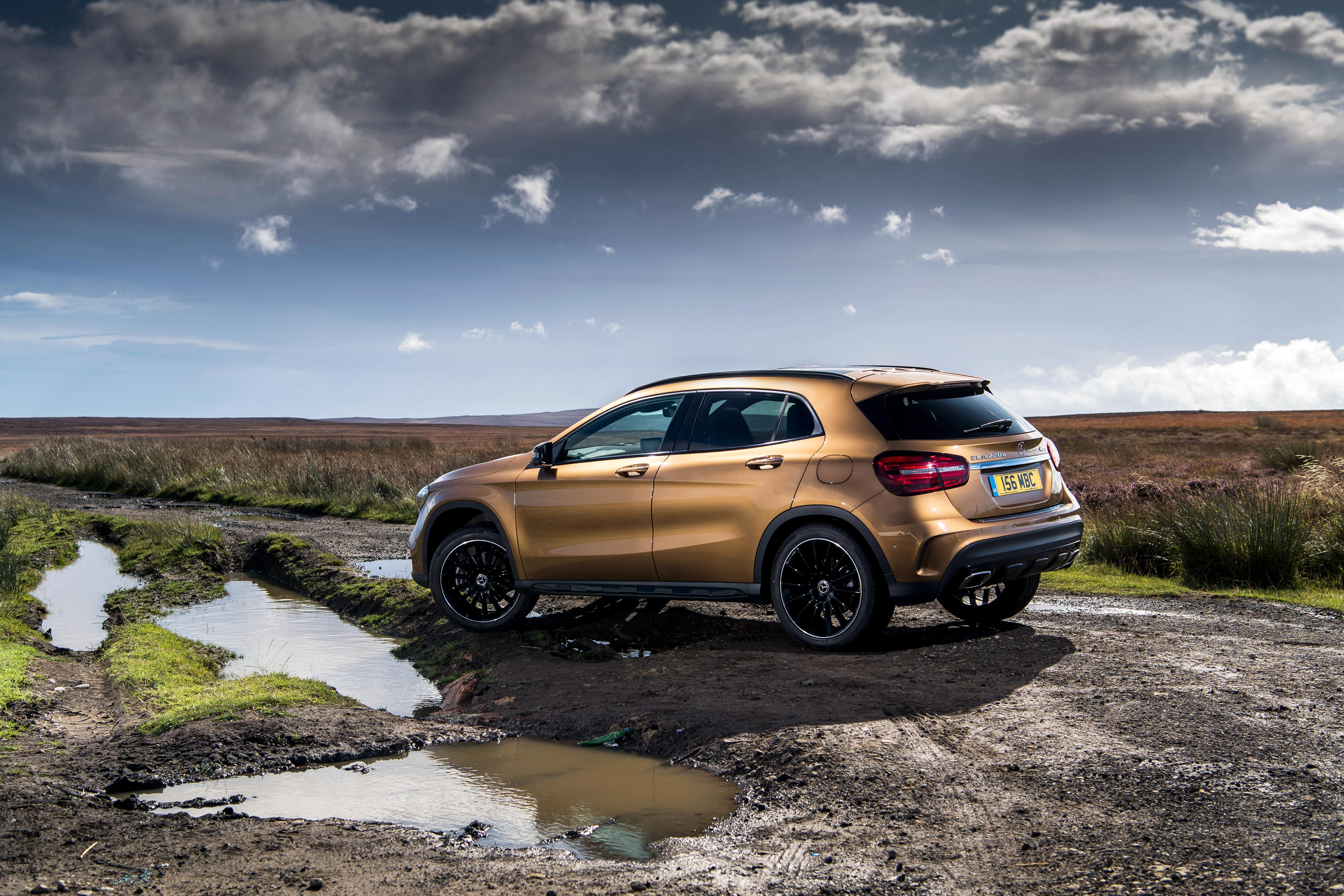 Mercedes Benz GLA 220 D 4MATIC AMG Line 2017 4k, HD Cars, 4k ...