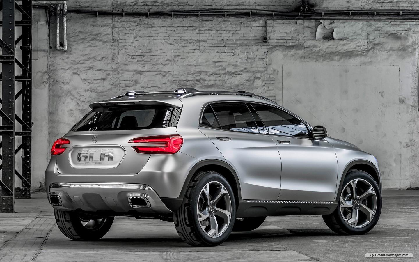 Free Wallpaper - Free Auto wallpaper - Mercedes-Benz GLA wallpaper ...