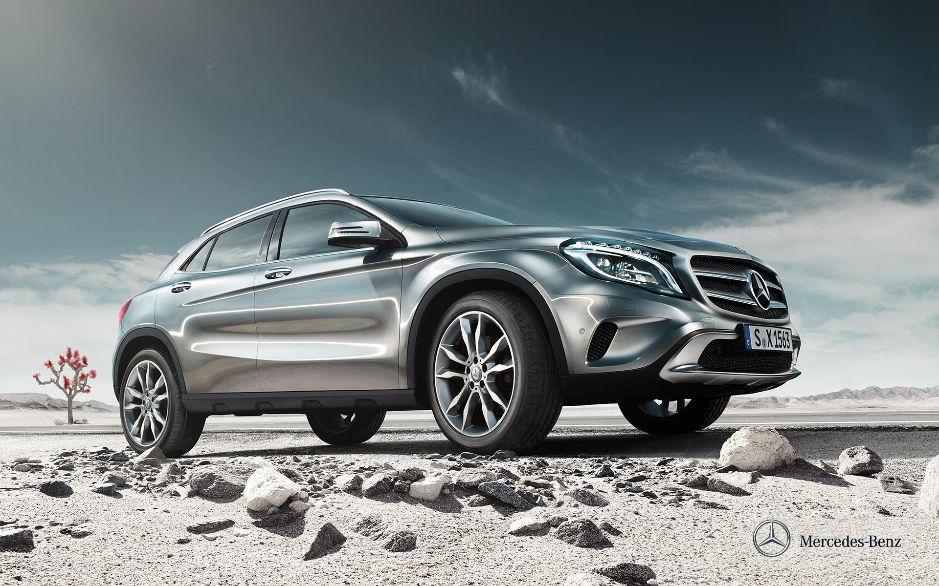 Mercedes-Benz GLA-Class Wallpaper 7 - 1920 X 1200 | stmed.net