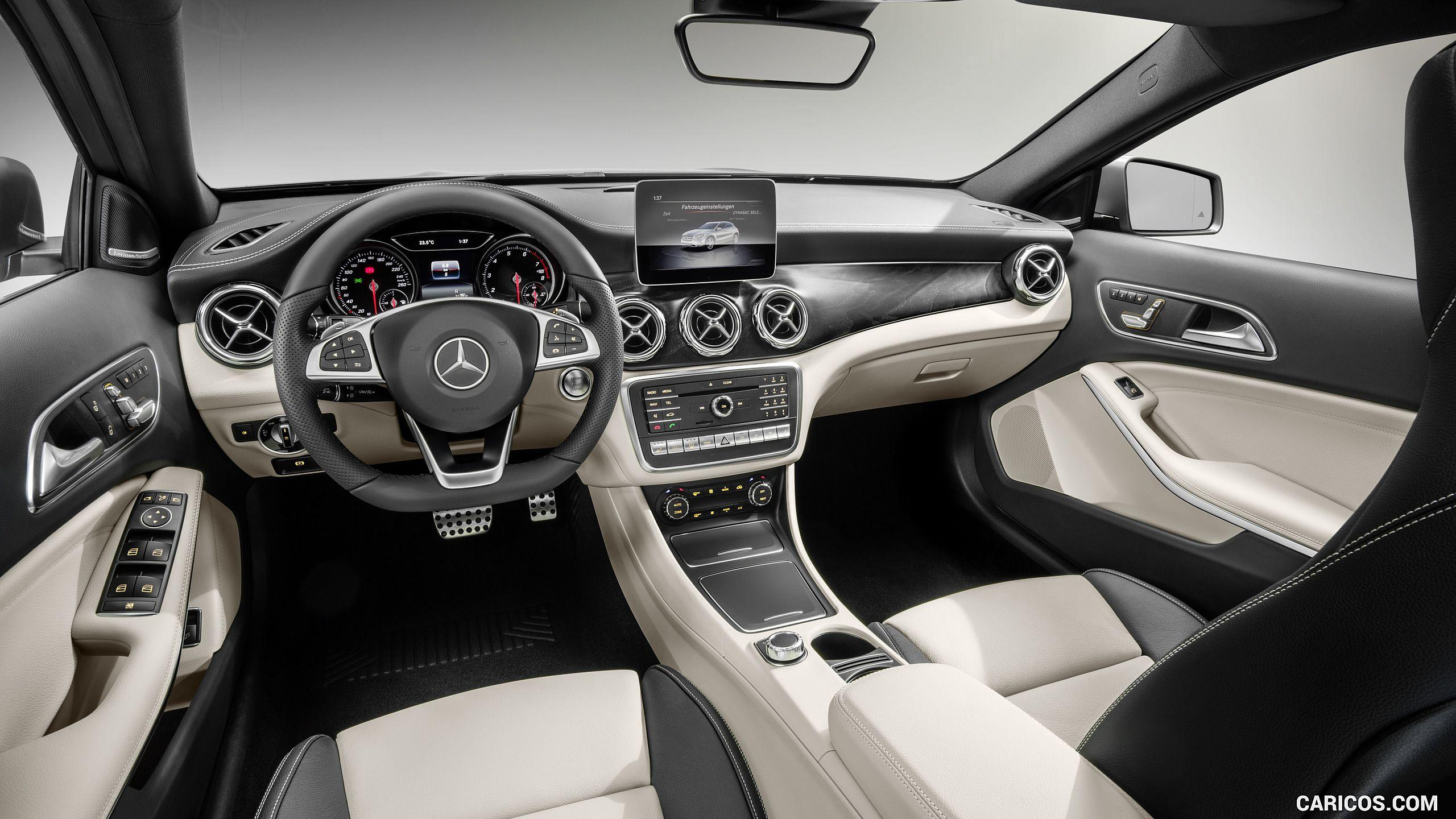 2018 Mercedes-Benz GLA Wallpaper | Art Evereything | Mercedes benz ...