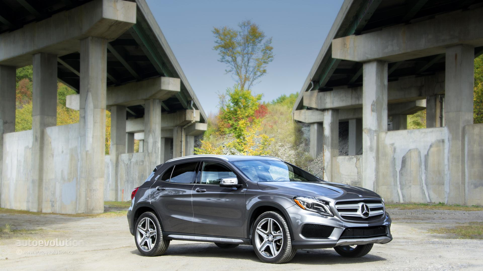 Mercedes-Benz GLA-Class Wallpaper 4 - 1920 X 1080 | stmed.net