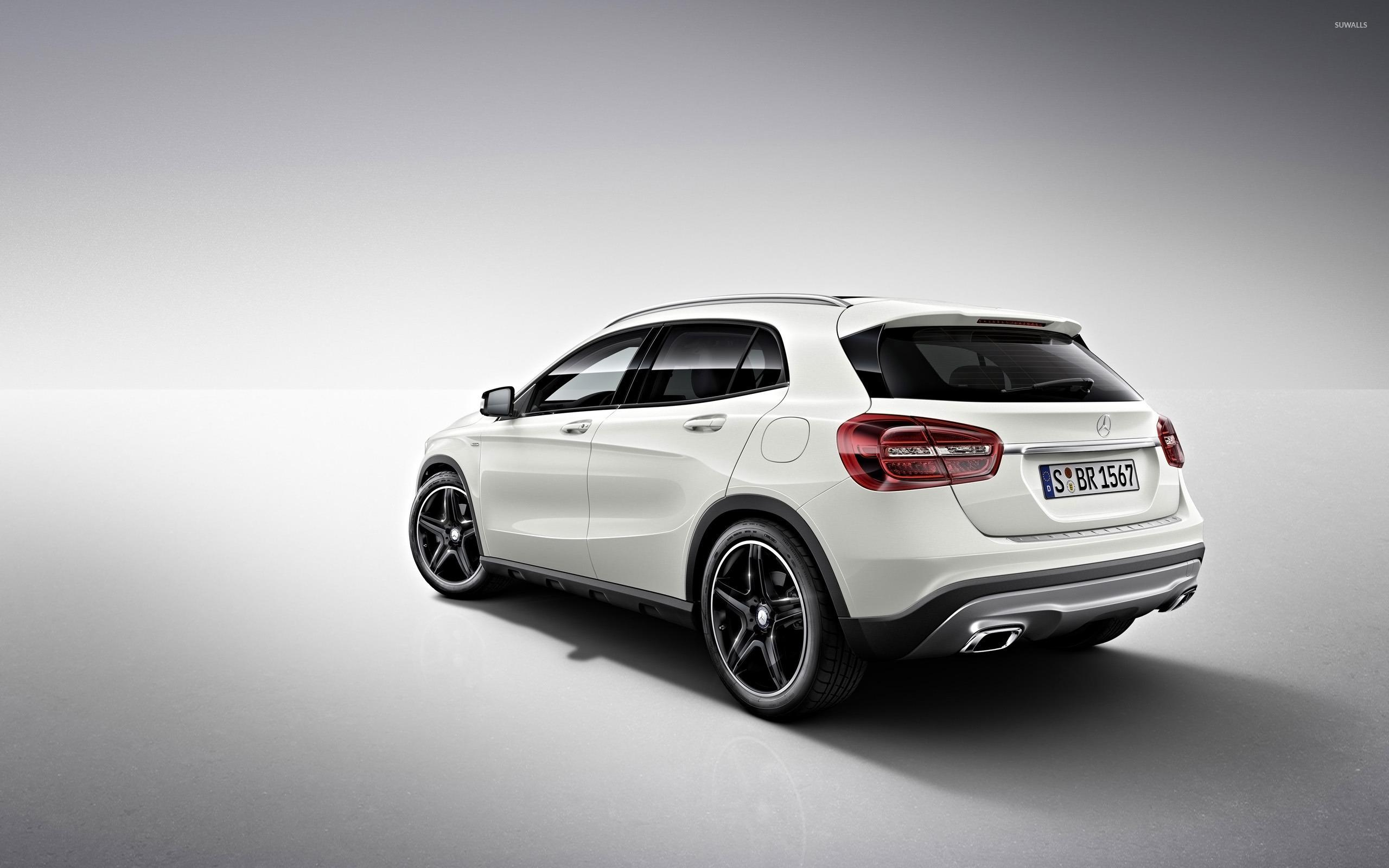 2014 Mercedes-Benz GLA [3] wallpaper - Car wallpapers - #24984
