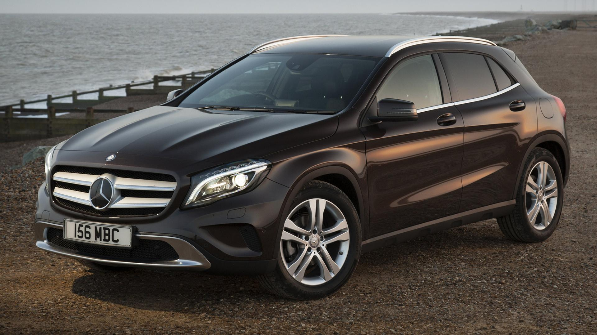 2014 Mercedes-Benz GLA-Class (UK) - Wallpapers and HD Images | Car Pixel