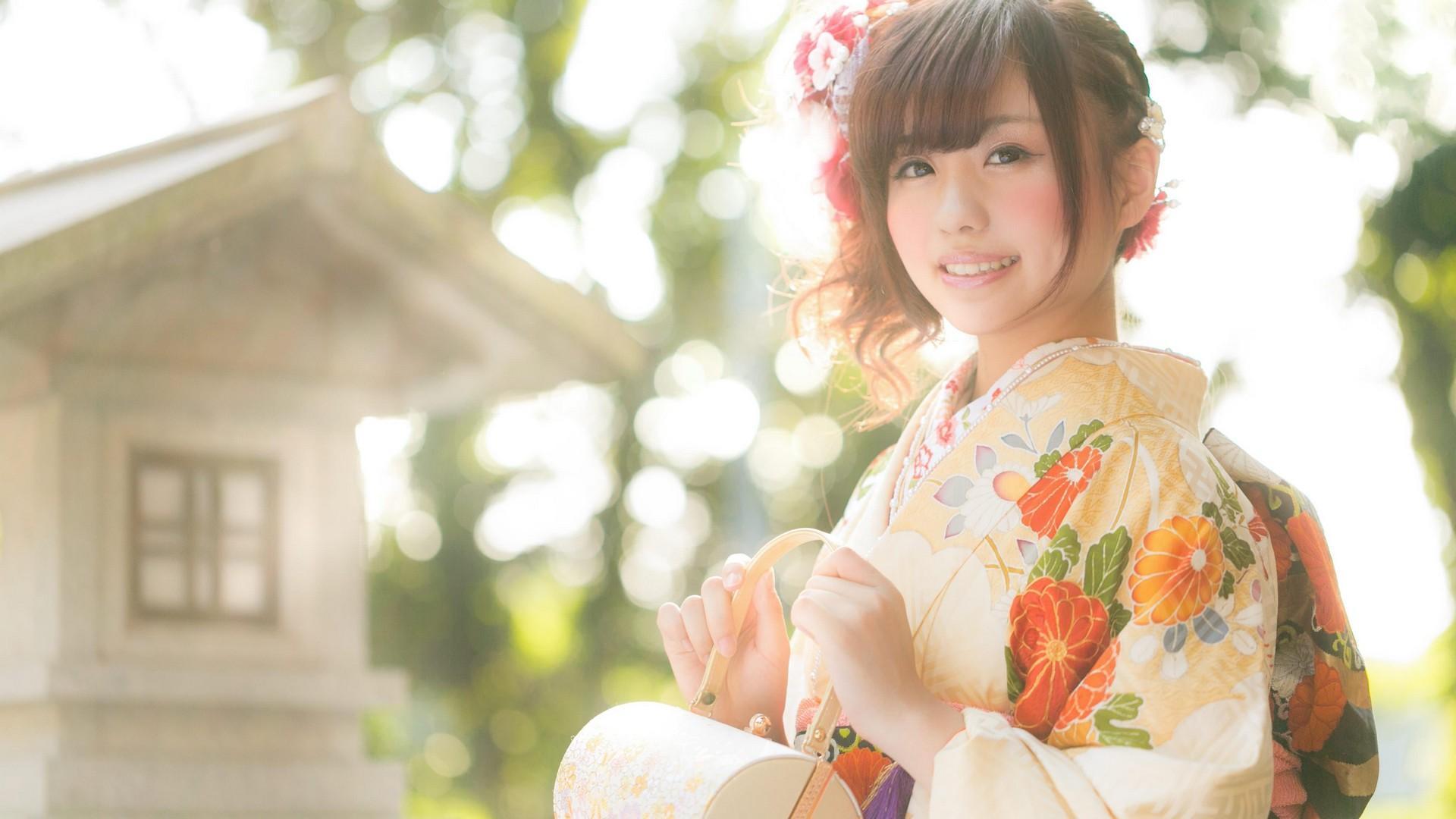 Japanese Girl Wallpapers Wallpaper Cave