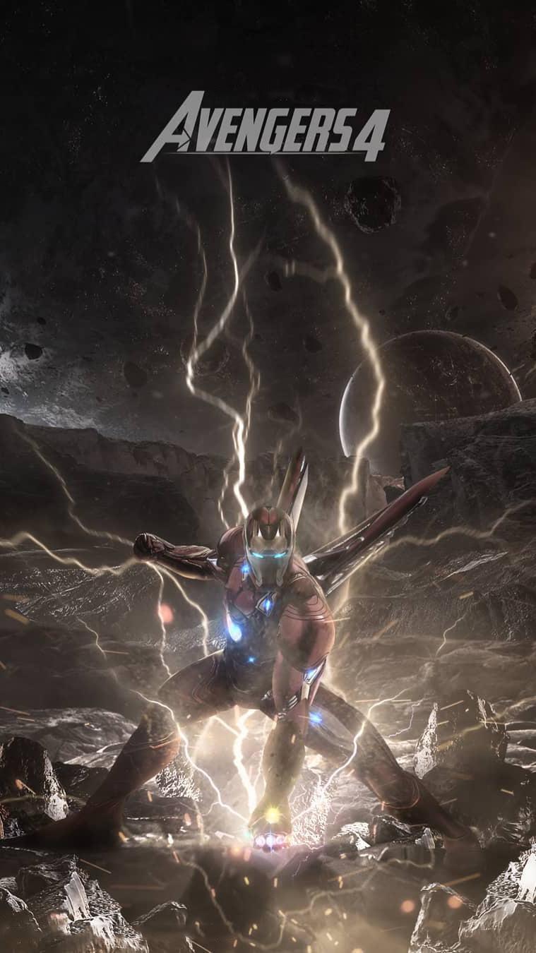 Download Avengers Endgame Tony Stark Wallpaper Download