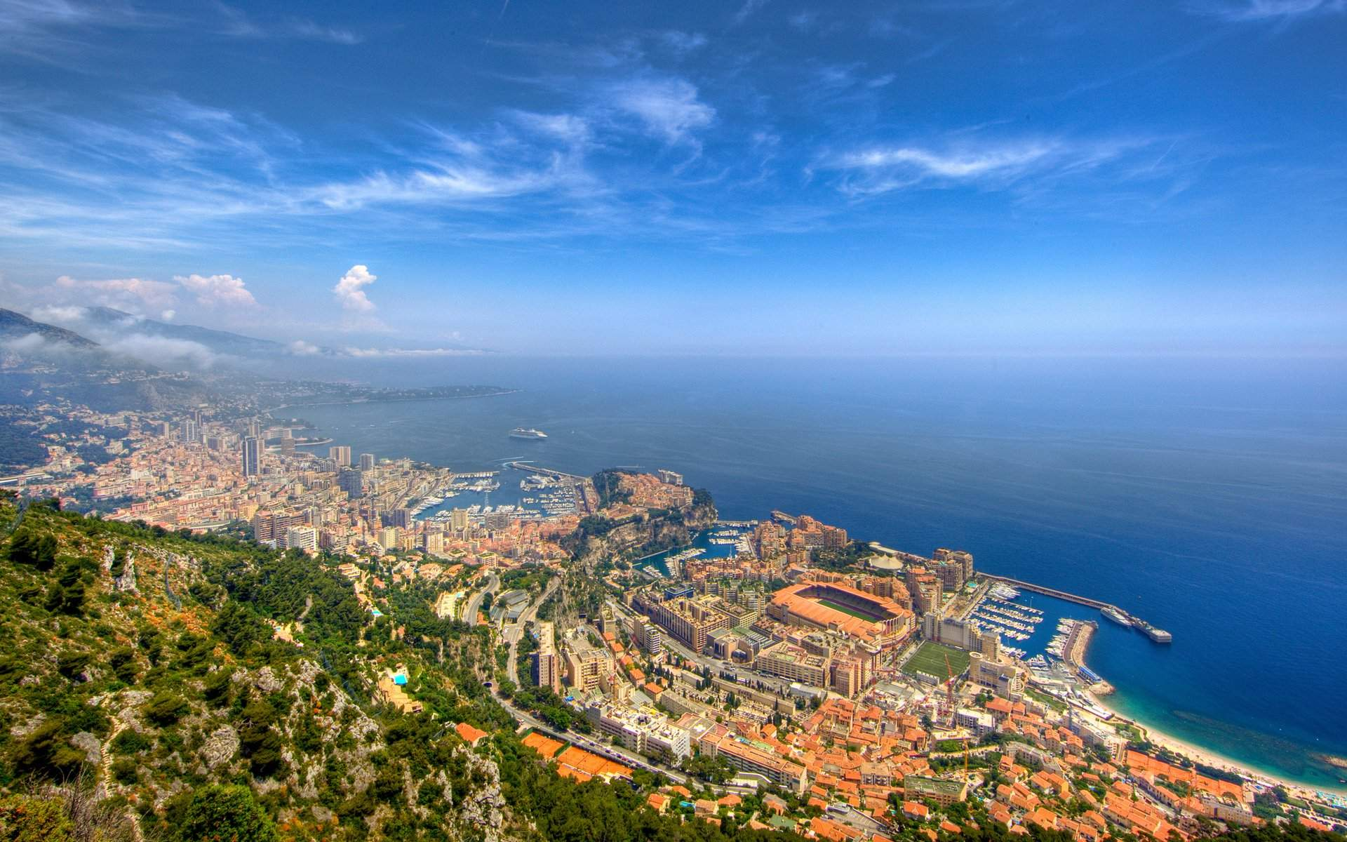 French Riviera Wallpapers Wallpaper Cave