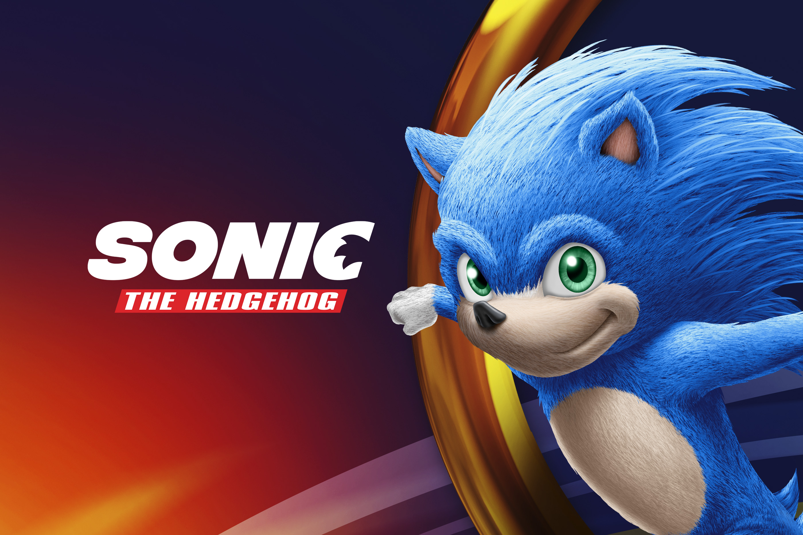 Sonic Movie Wallpapers Wallpaper Cave