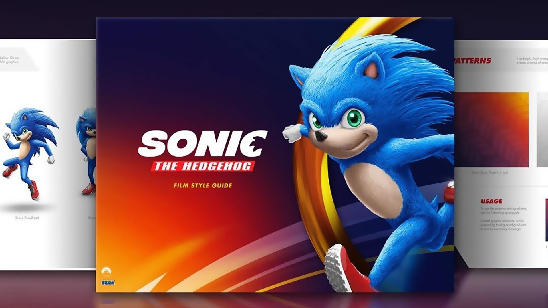 Sonic The Hedgehog Movie 2019 Wallpapers Wallpaper Cave