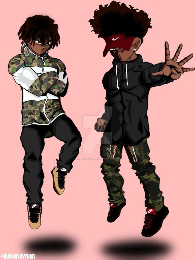 Anime Dope Boy Wallpapers Wallpaper Cave