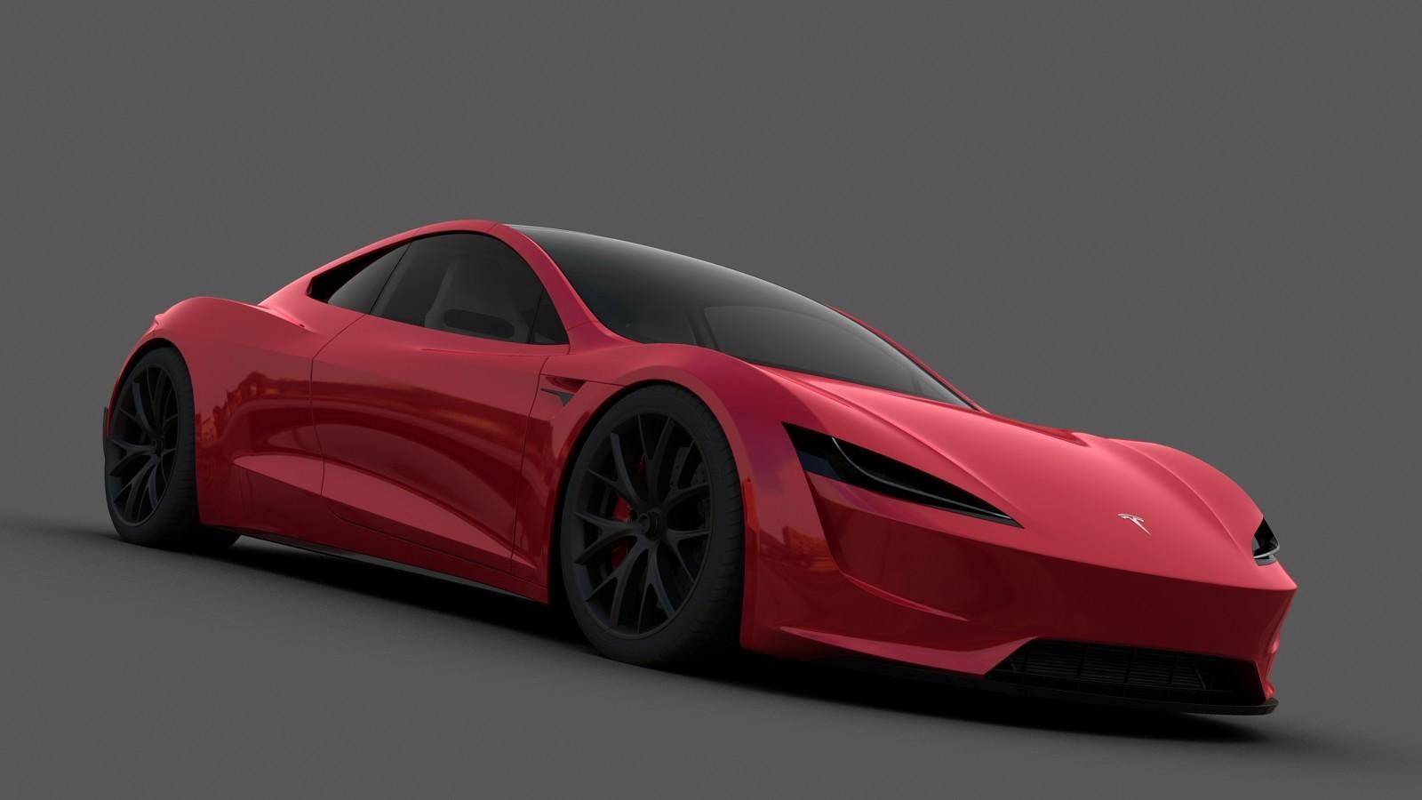 Tesla Roadster 2 0 Wallpapers Wallpaper Cave